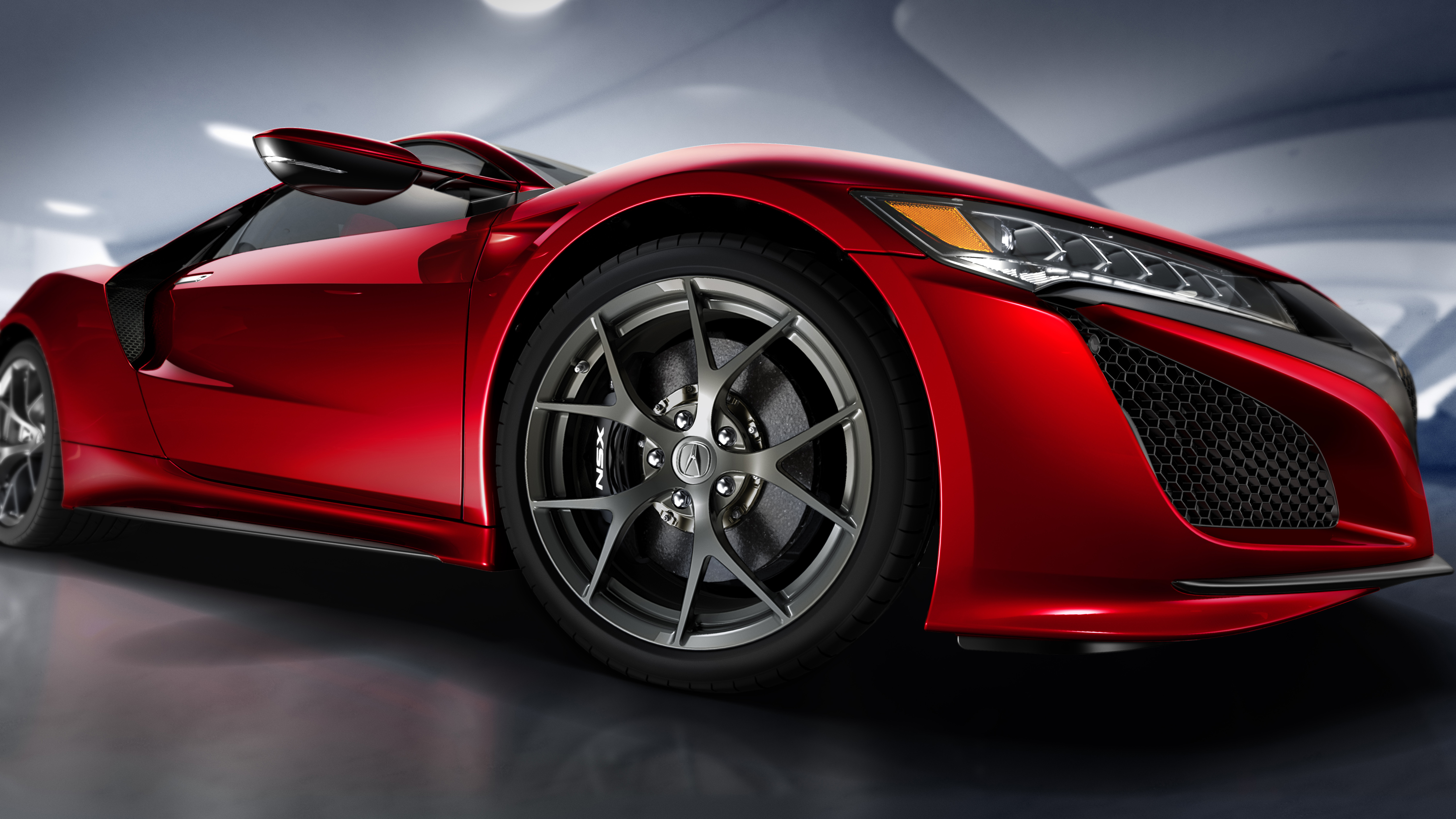 Acura NSX interior specifications