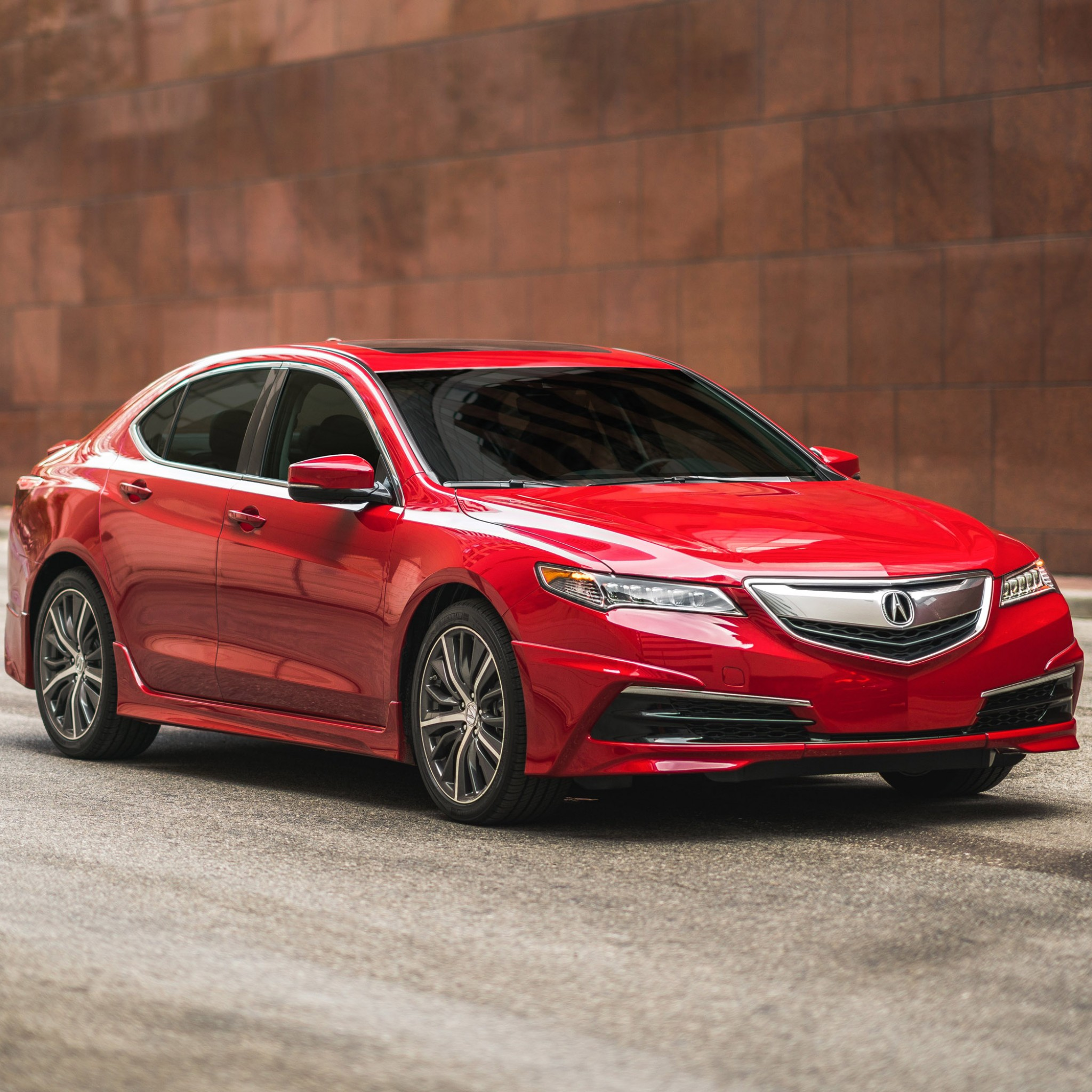 Acura TLX reviews photo