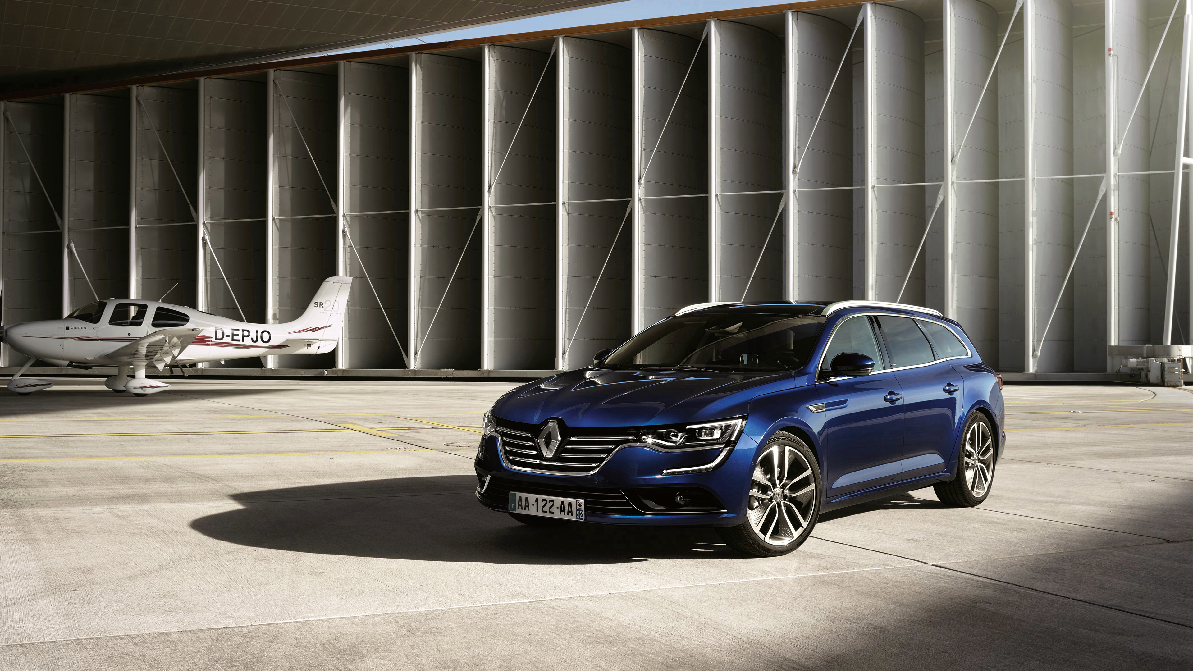 Renault Talisman Estate 4k 2015