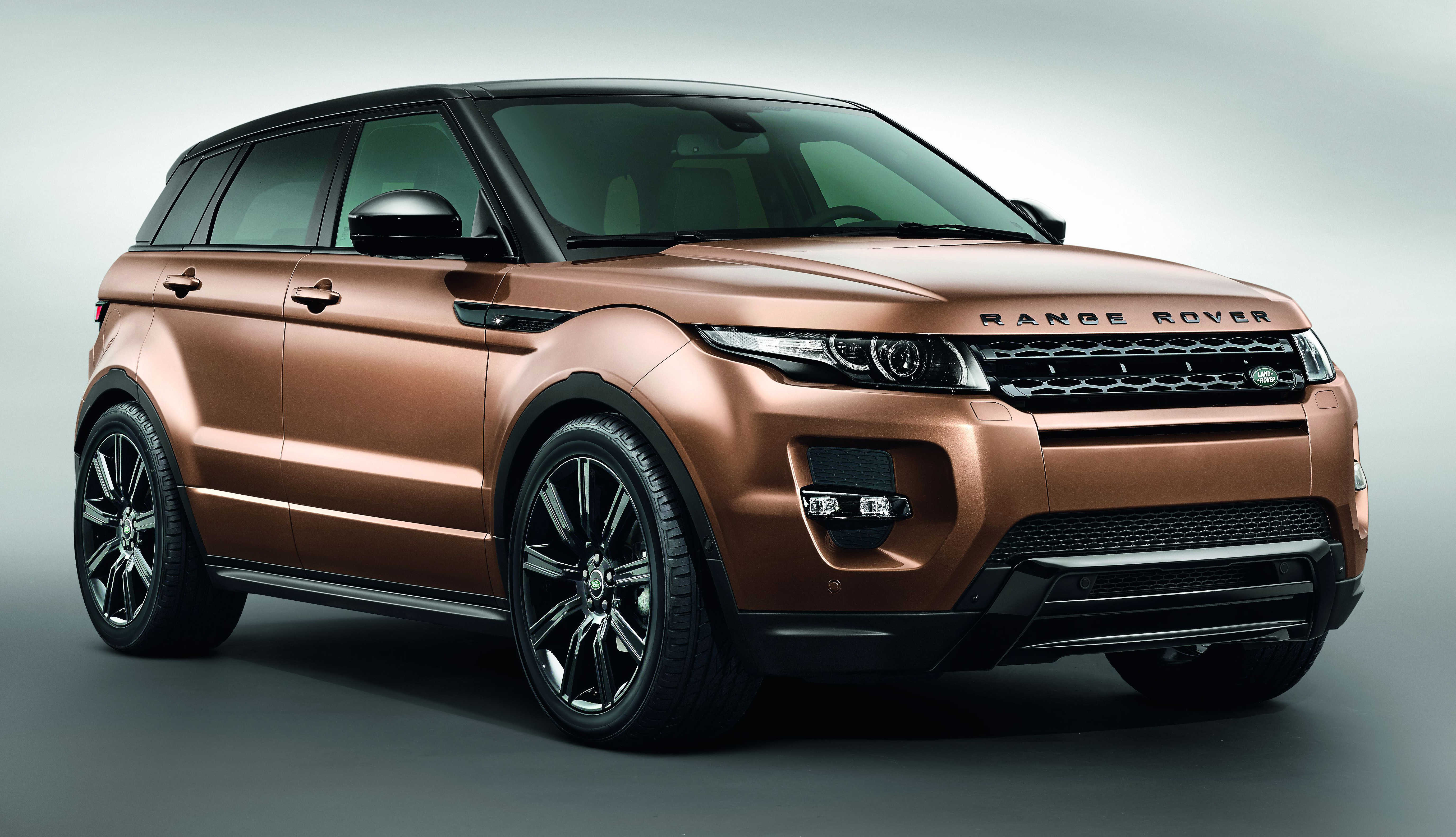 Land Rover Range Rover Evoque hd specifications