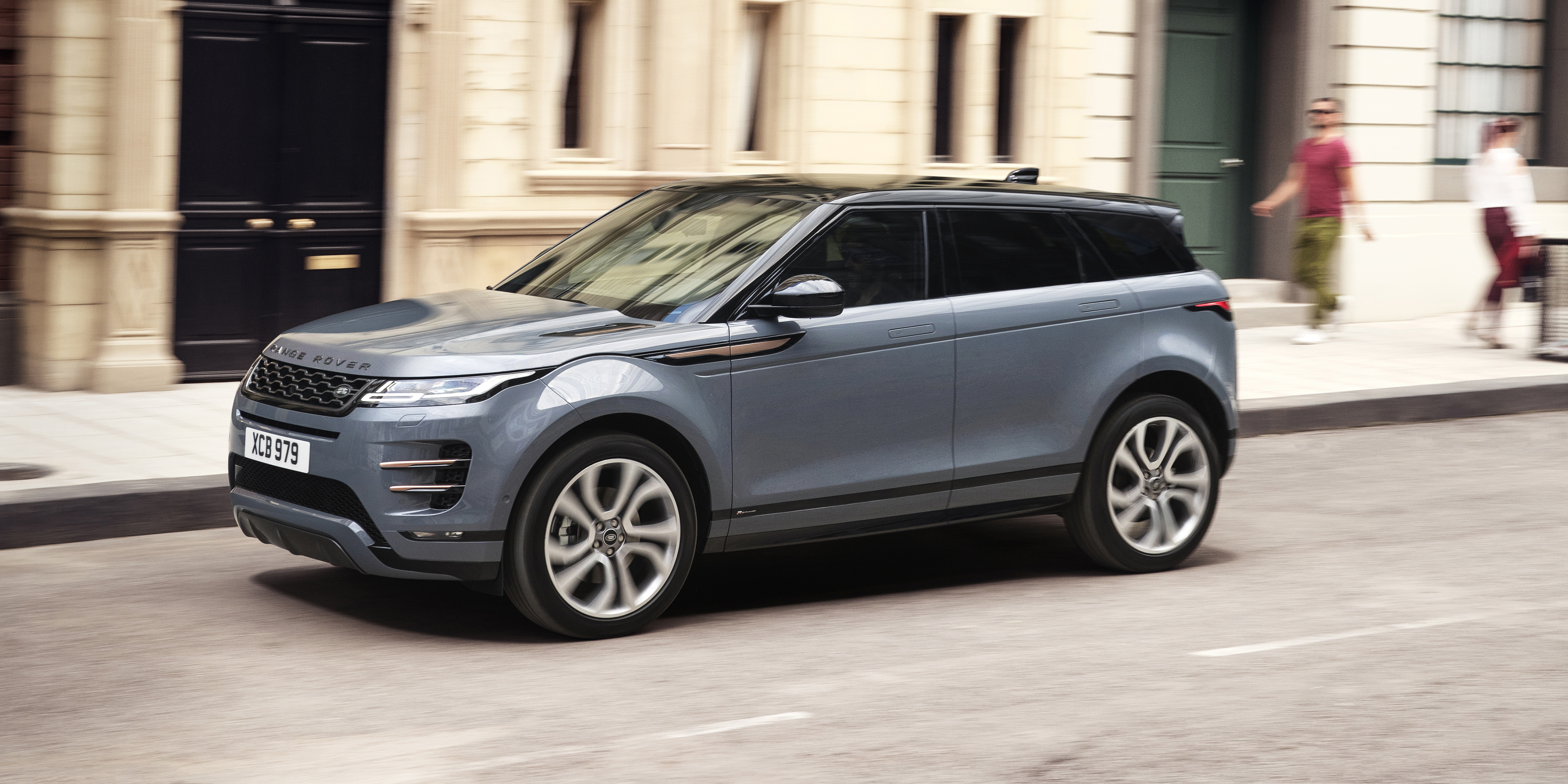Land Rover Range Rover Evoque exterior photo