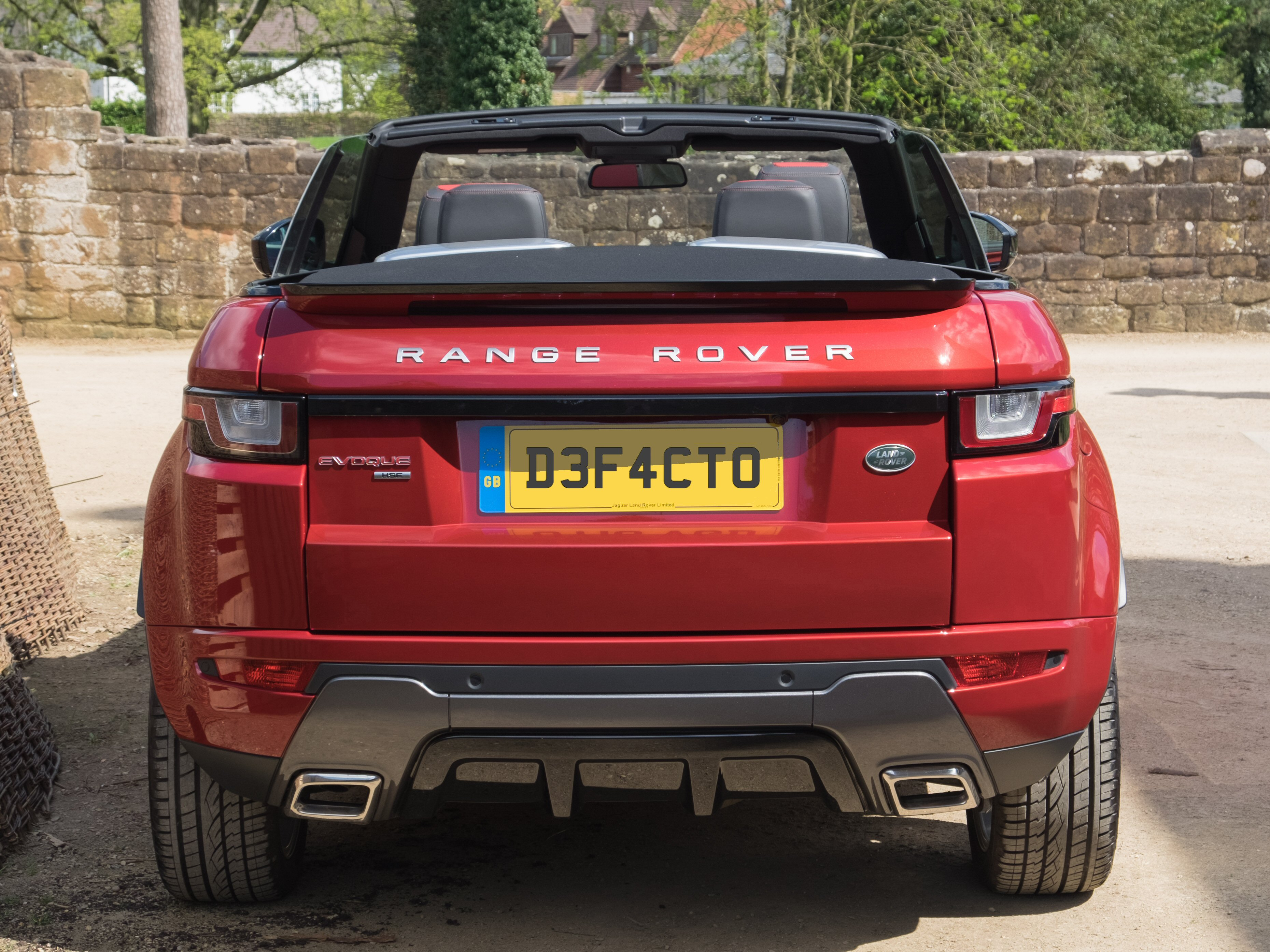 Land Rover Range Rover Evoque Convertible hd big