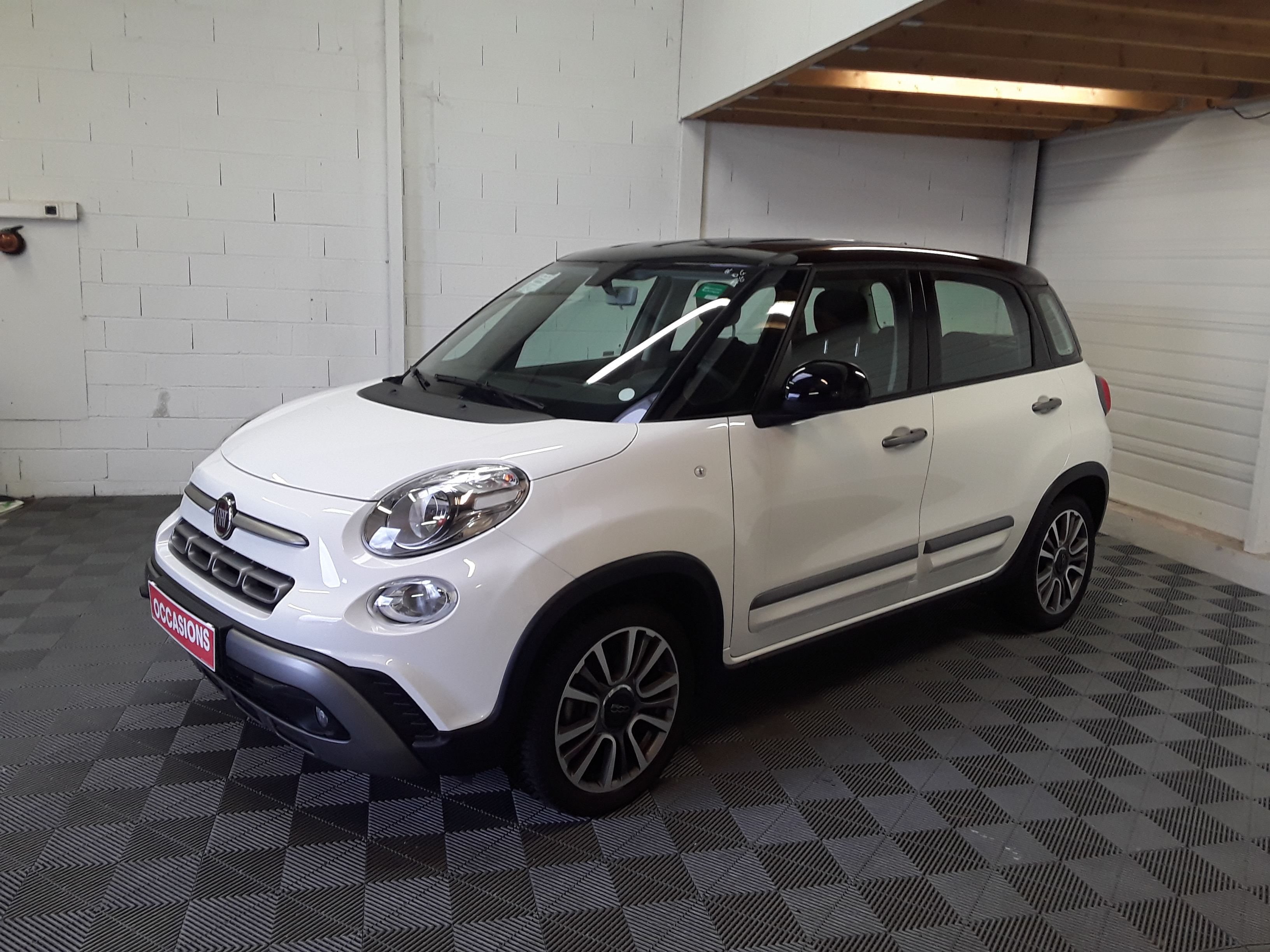 Fiat 500L hd specifications