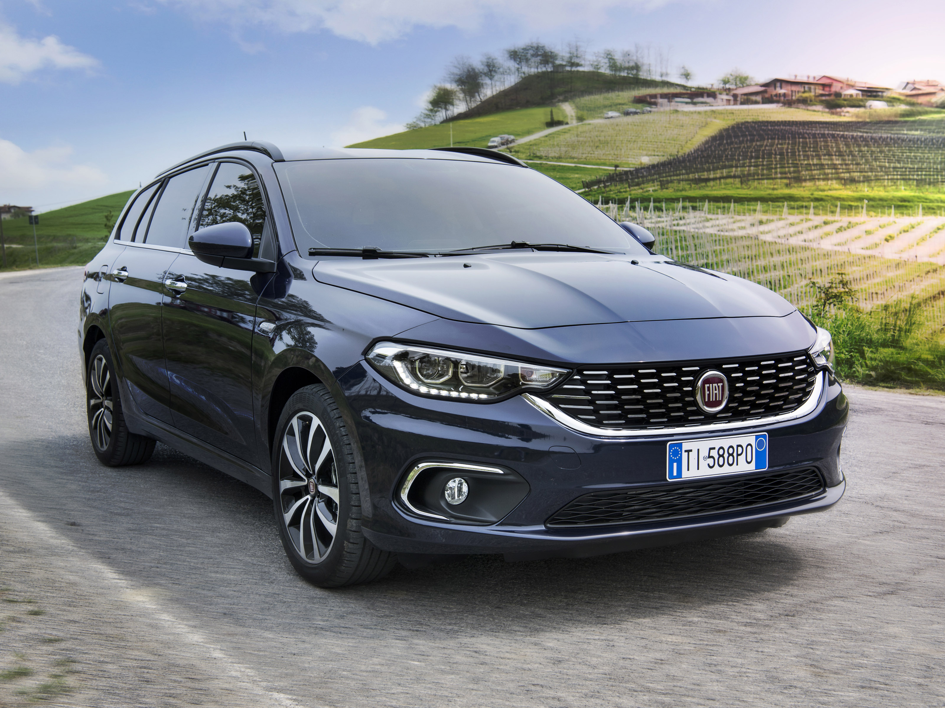 Fiat Tipo Station Wagon mod model