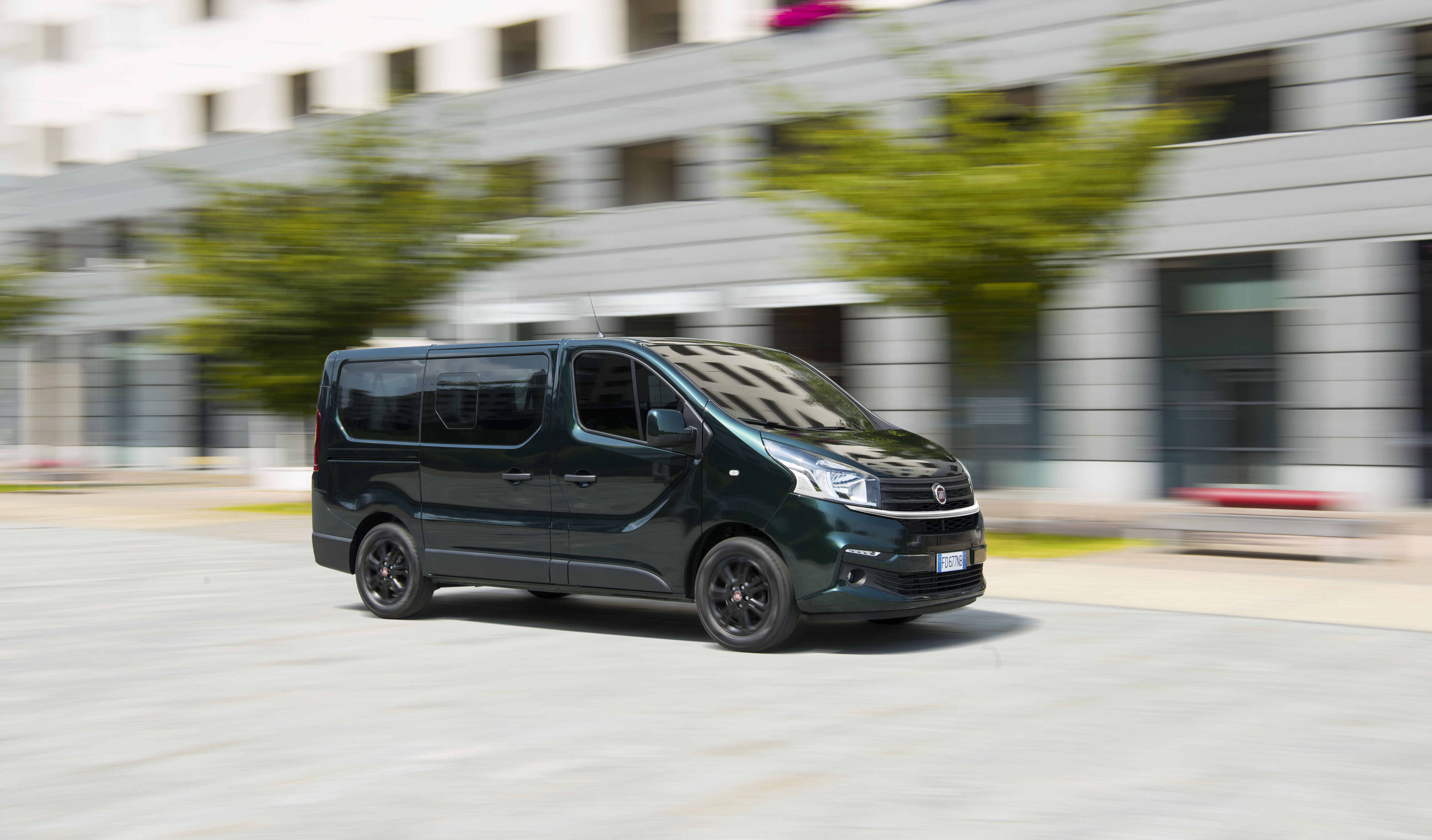 Fiat Talento Combi hd specifications