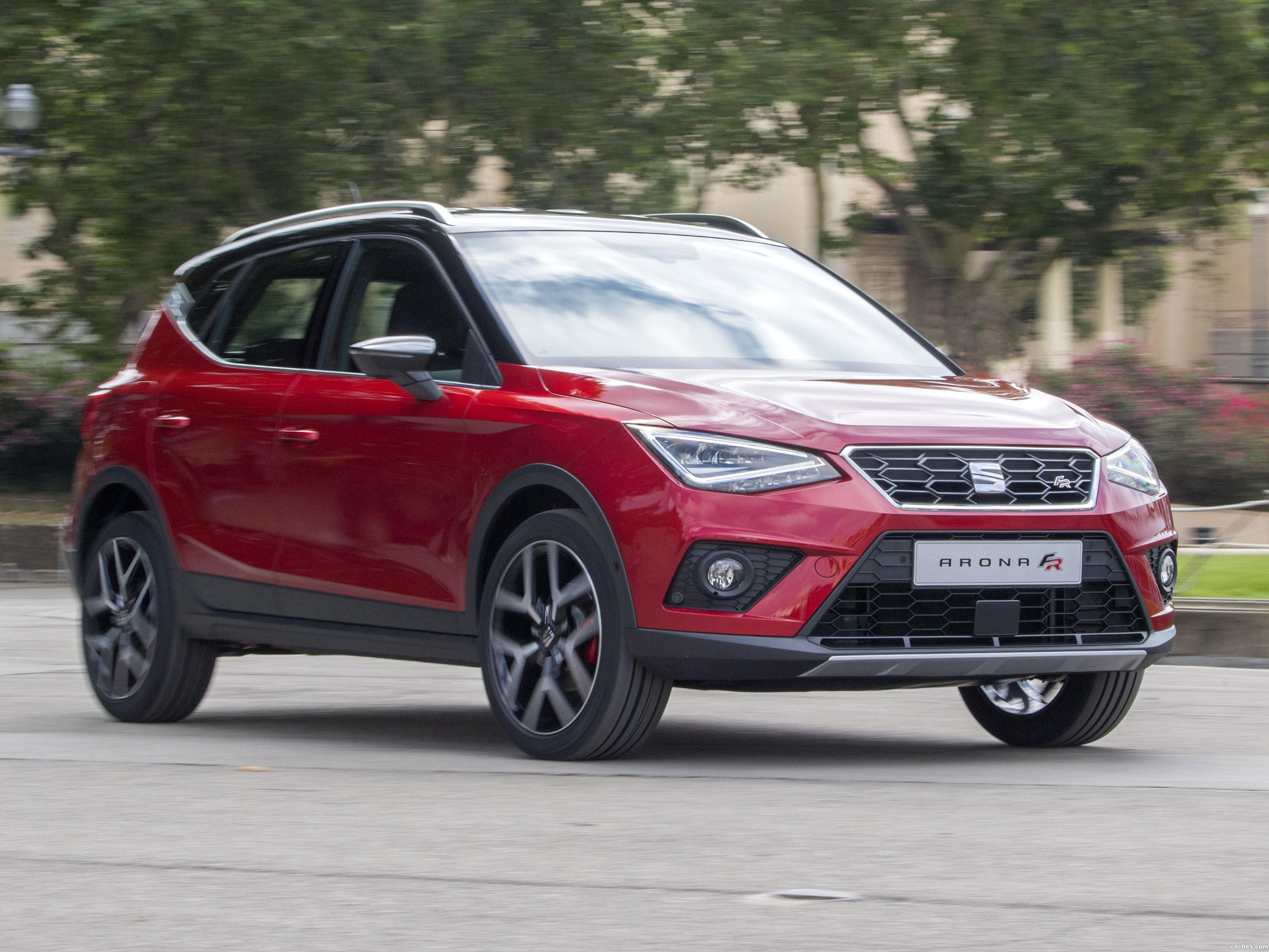 SEAT Arona 4k specifications