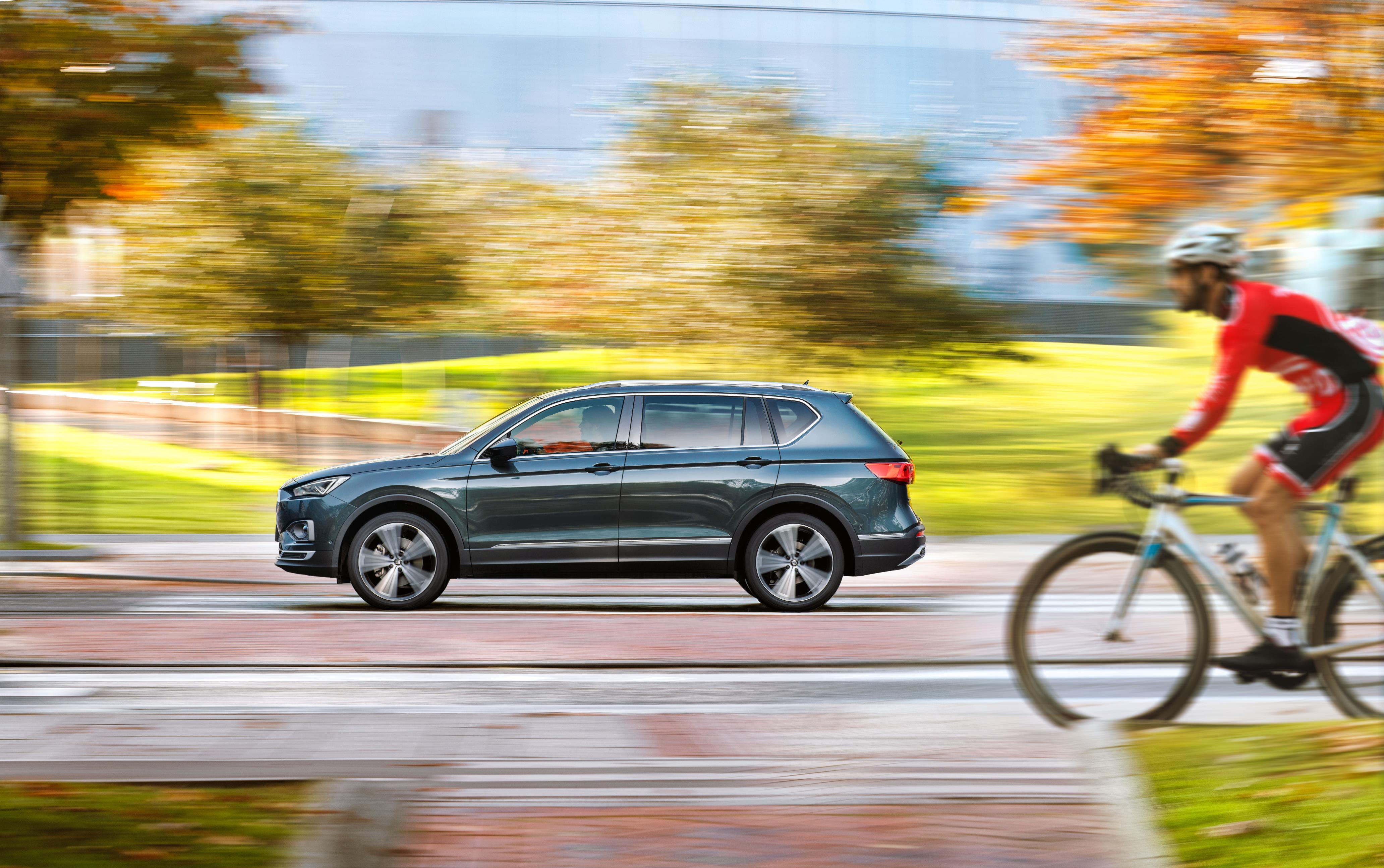 SEAT Tarraco exterior restyling