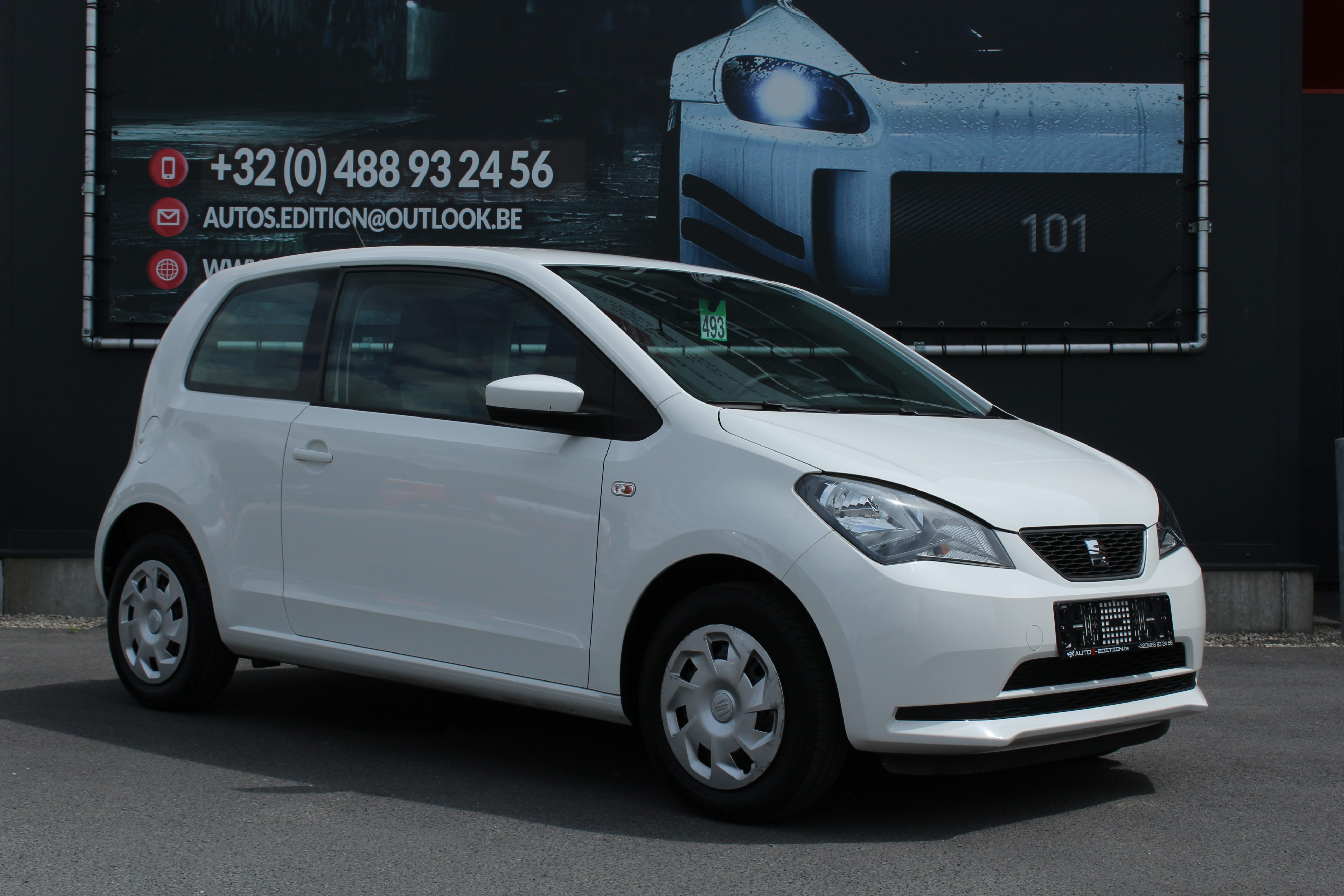 SEAT Mii electric best specifications