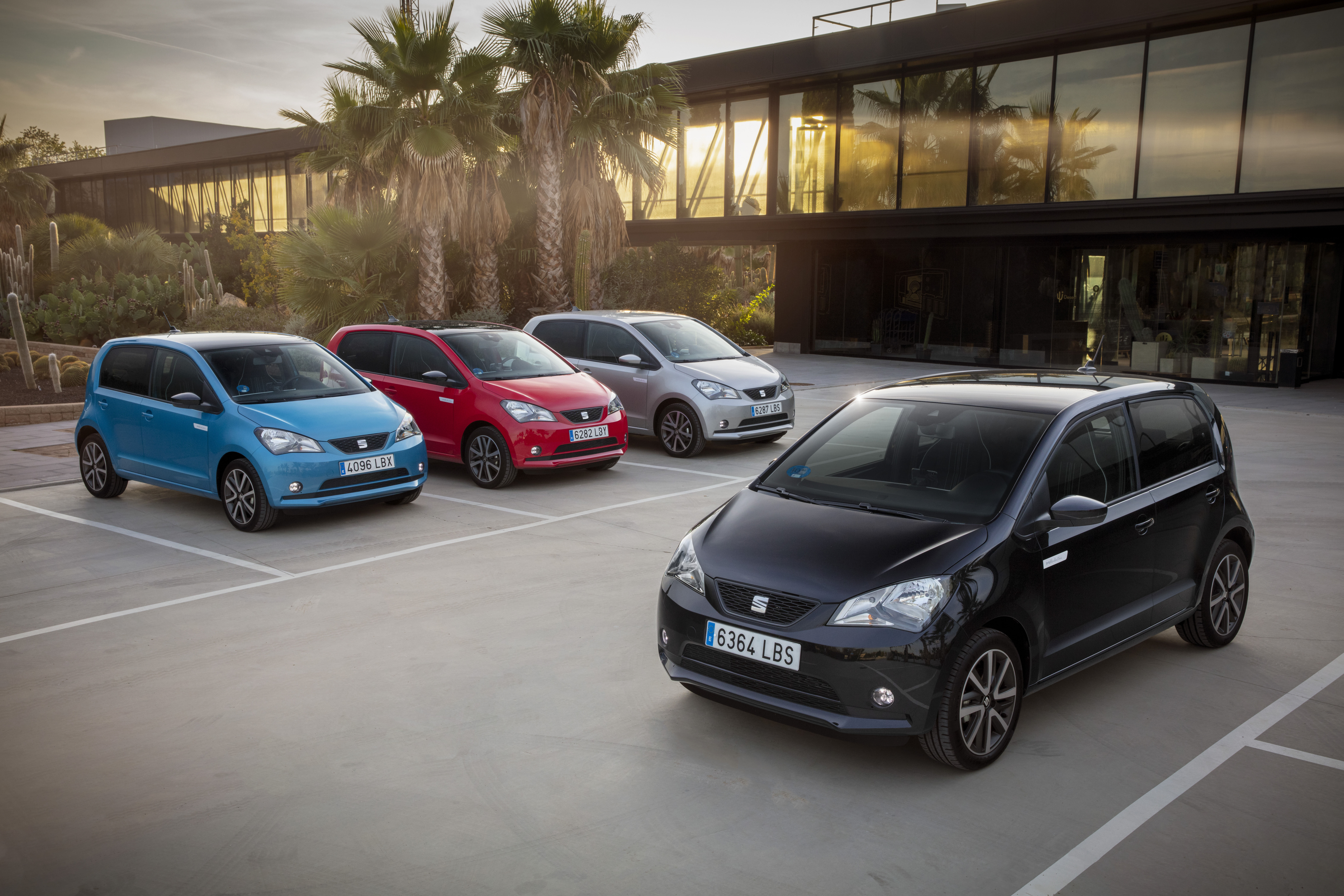SEAT Mii electric reviews specifications