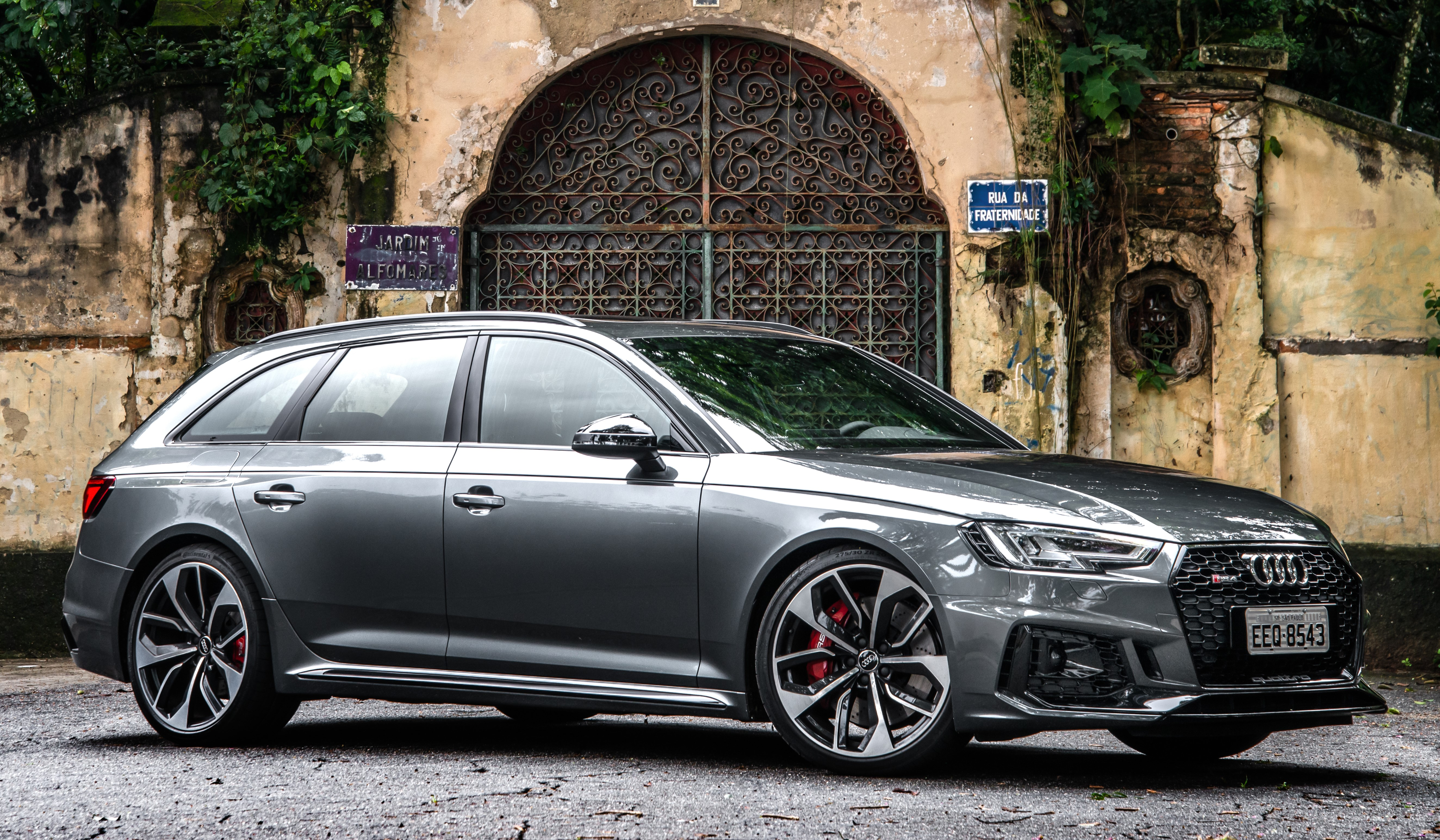 Audi RS 4 Avant best restyling