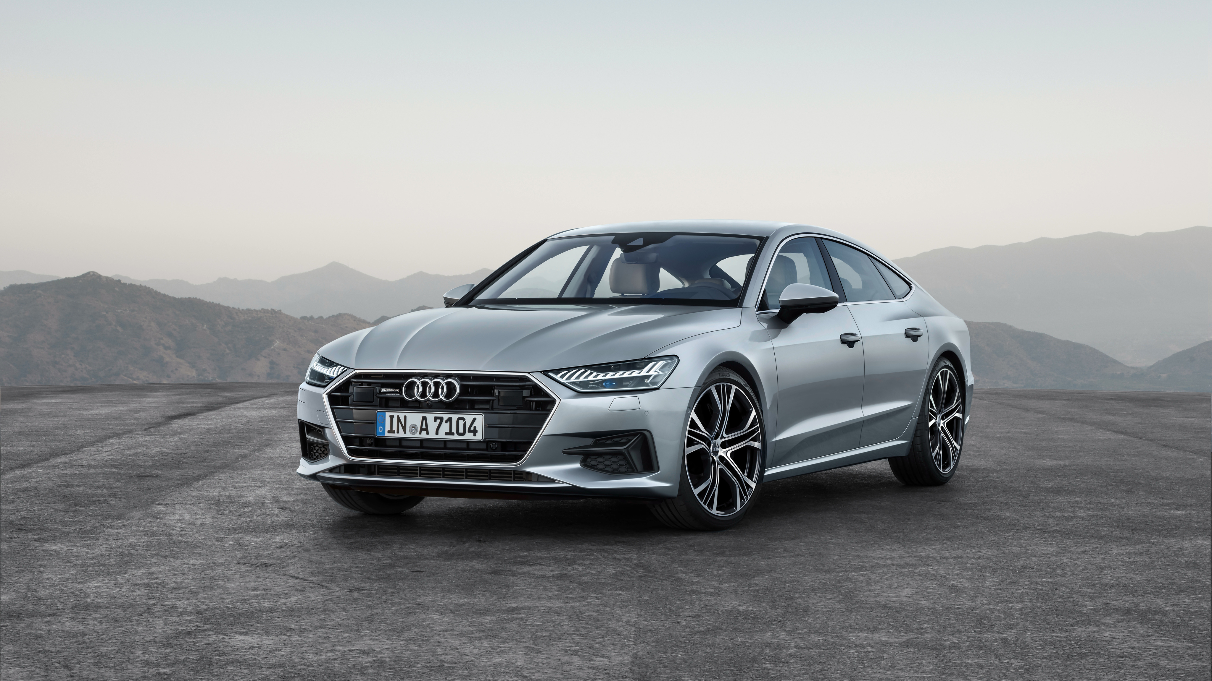 Audi A6 accessories specifications