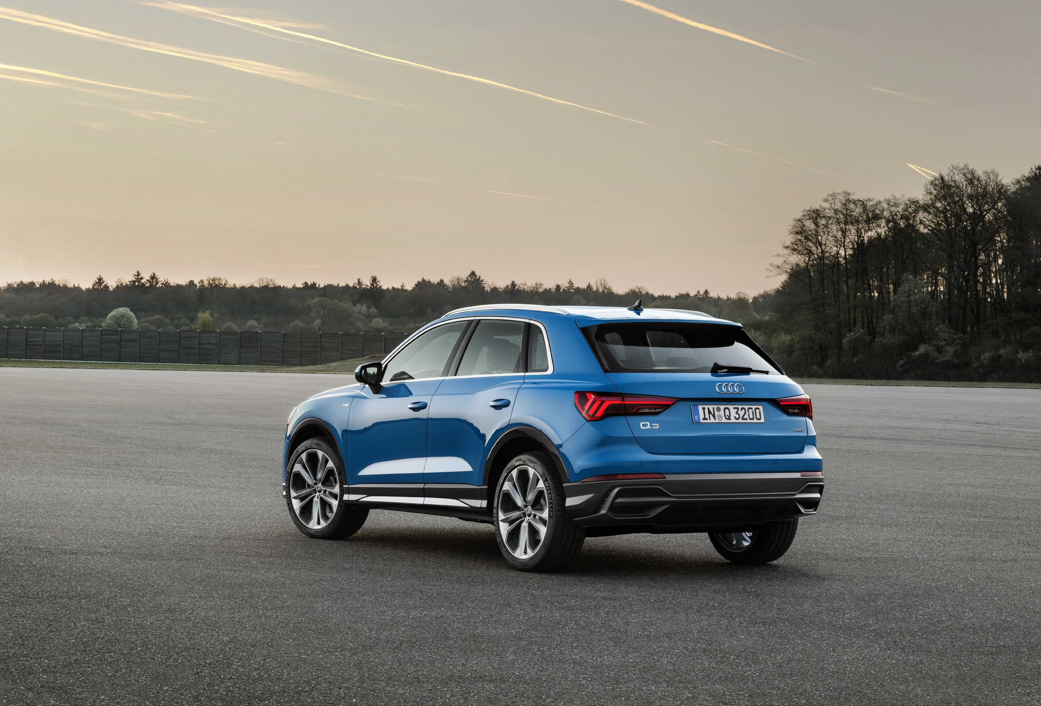 Audi Q3 best specifications