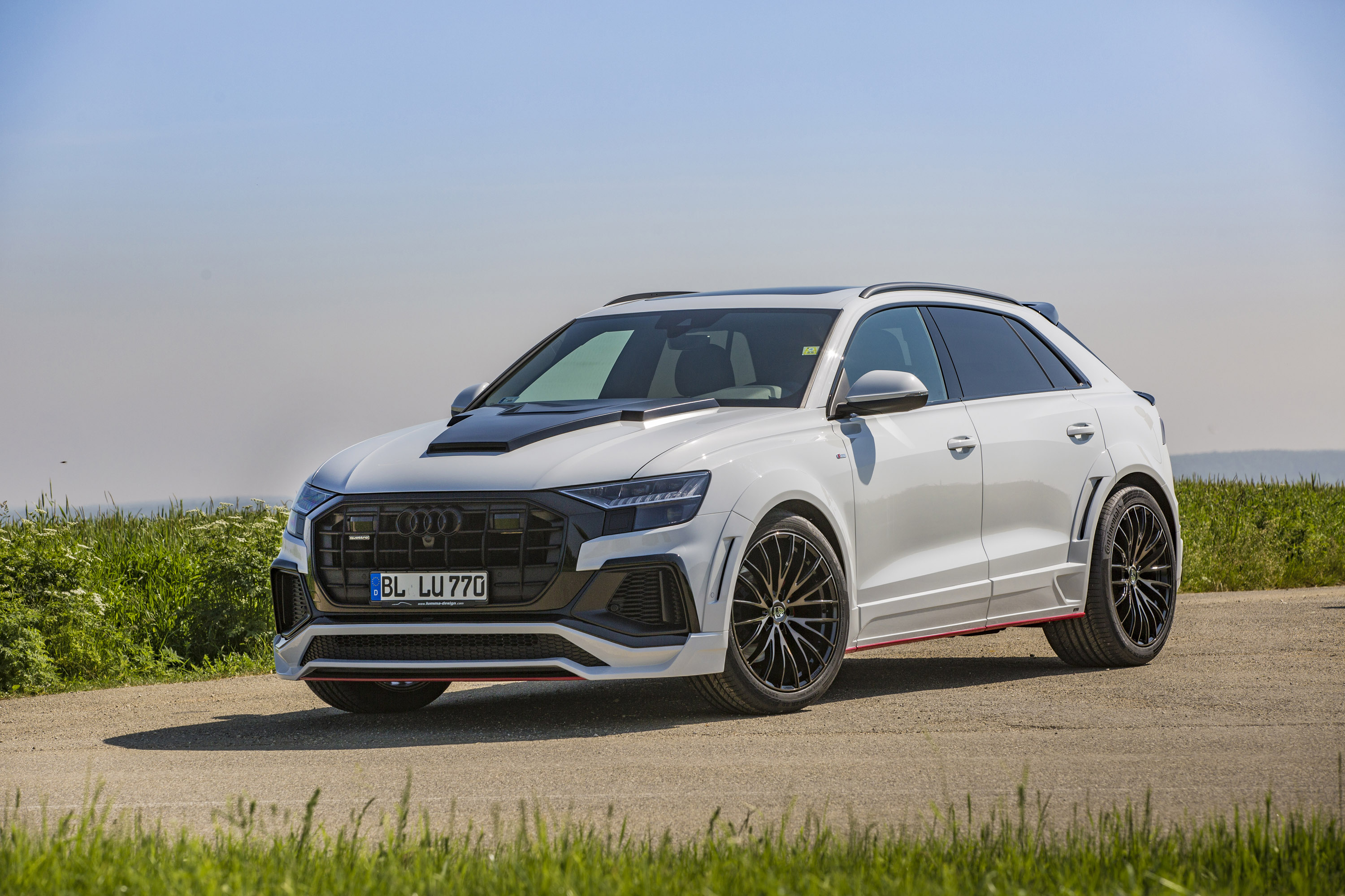 Audi RS Q8 reviews specifications