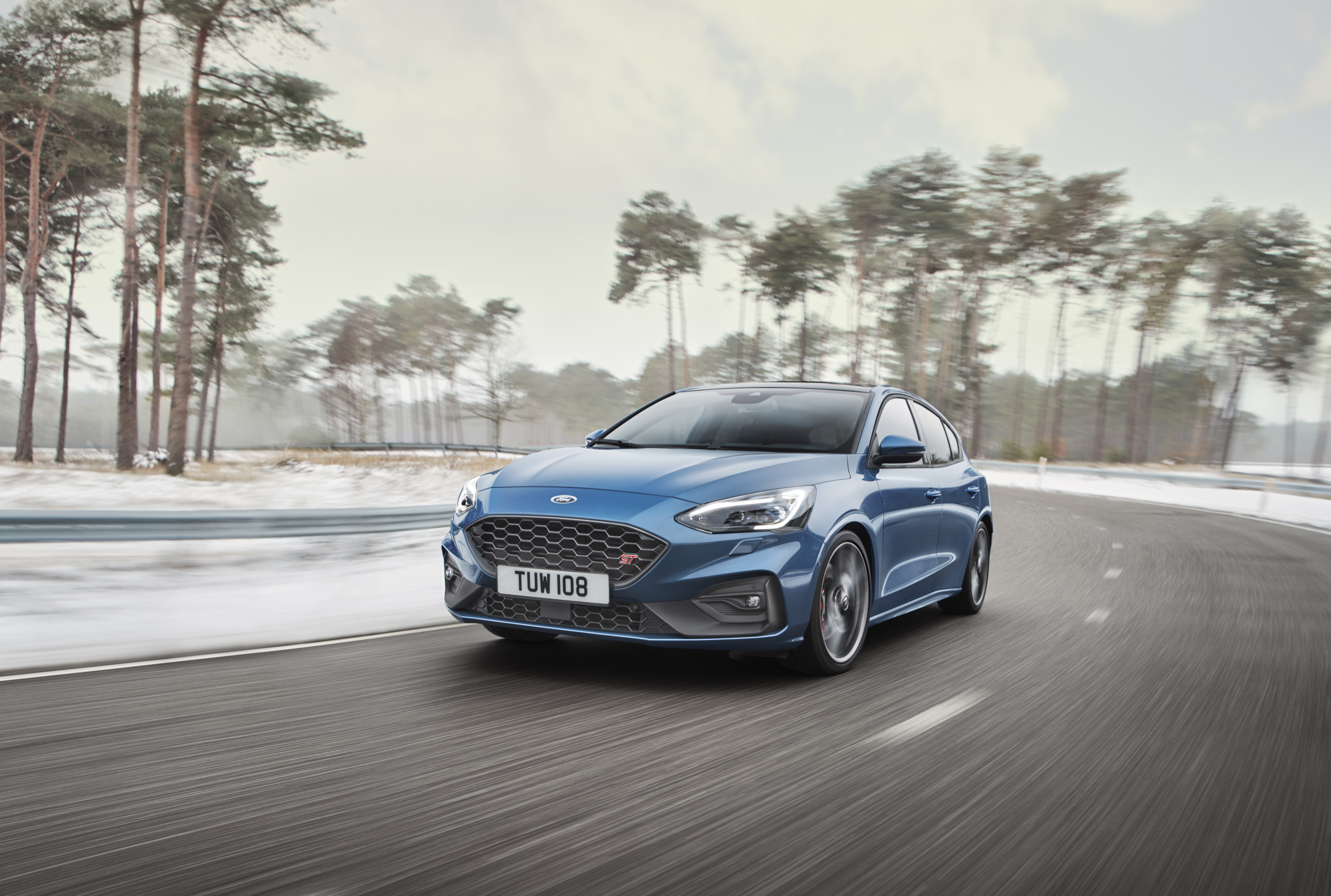 Ford Focus ST hd photo