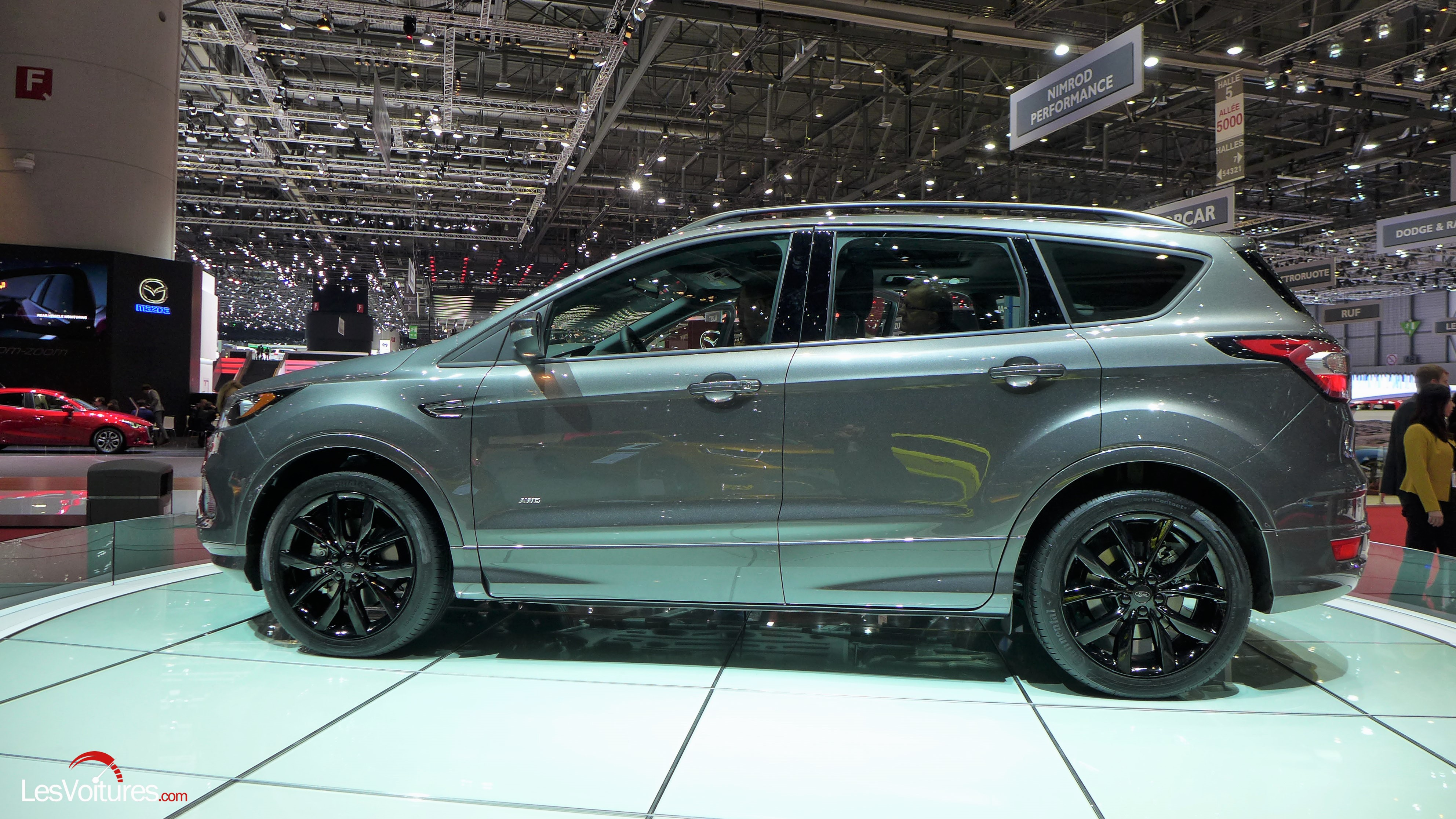 Ford Kuga mod restyling