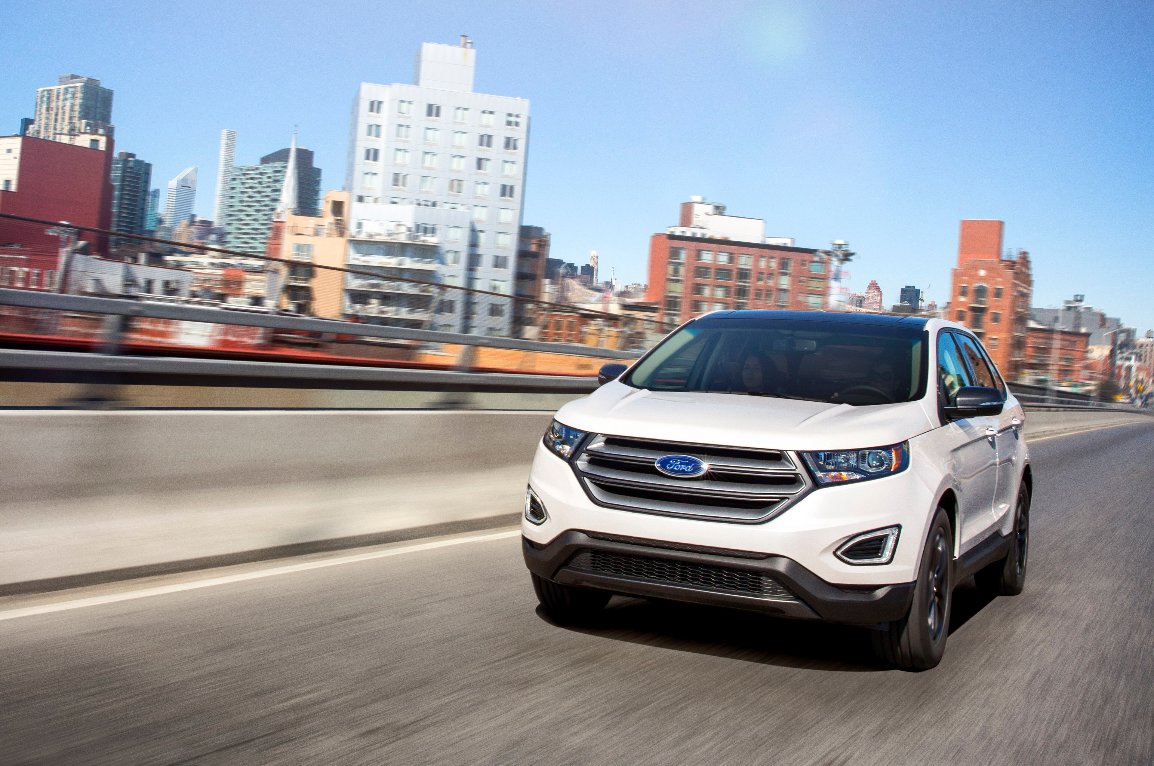 Ford Edge accessories photo