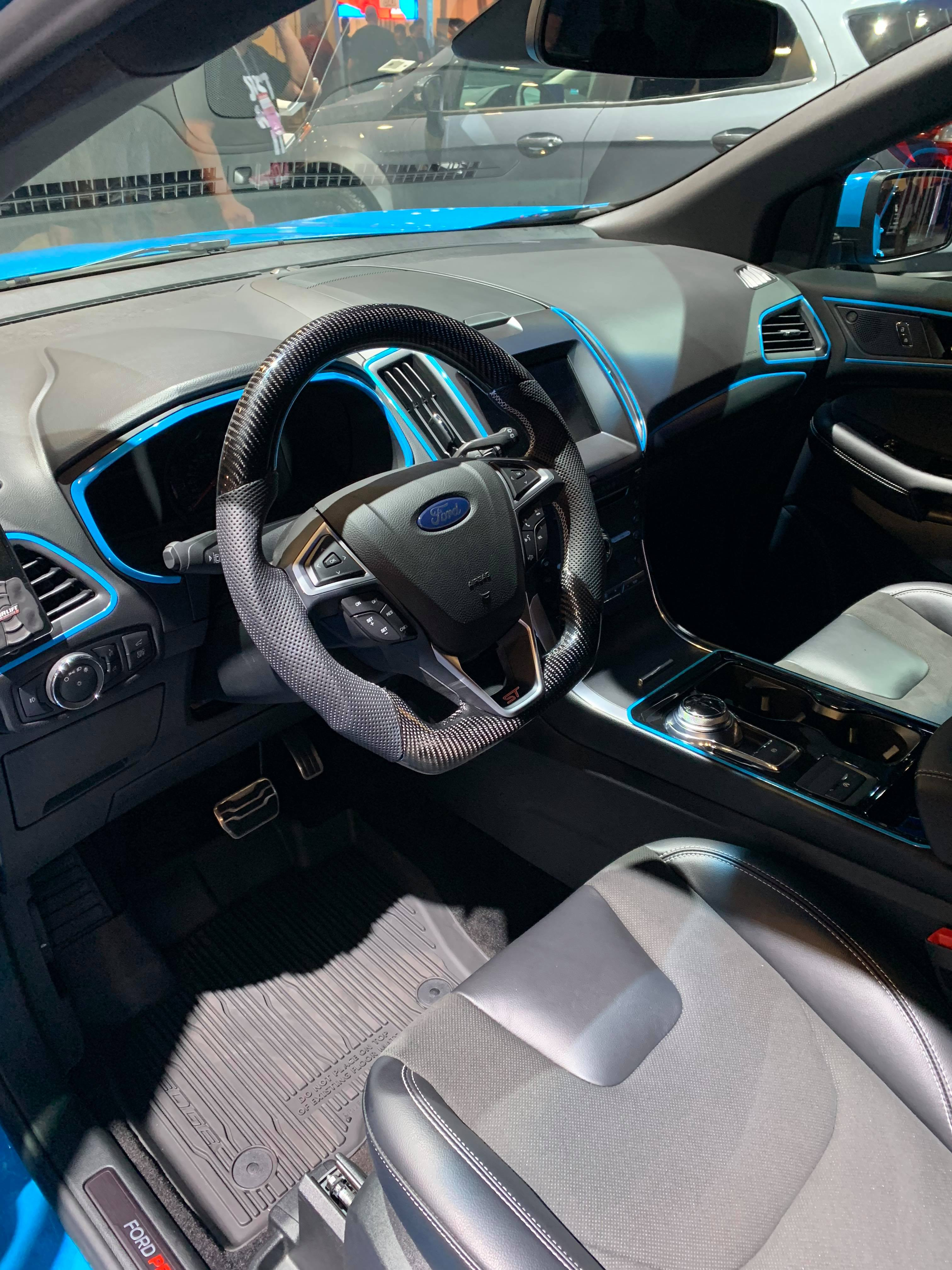 Ford Edge ST mod restyling