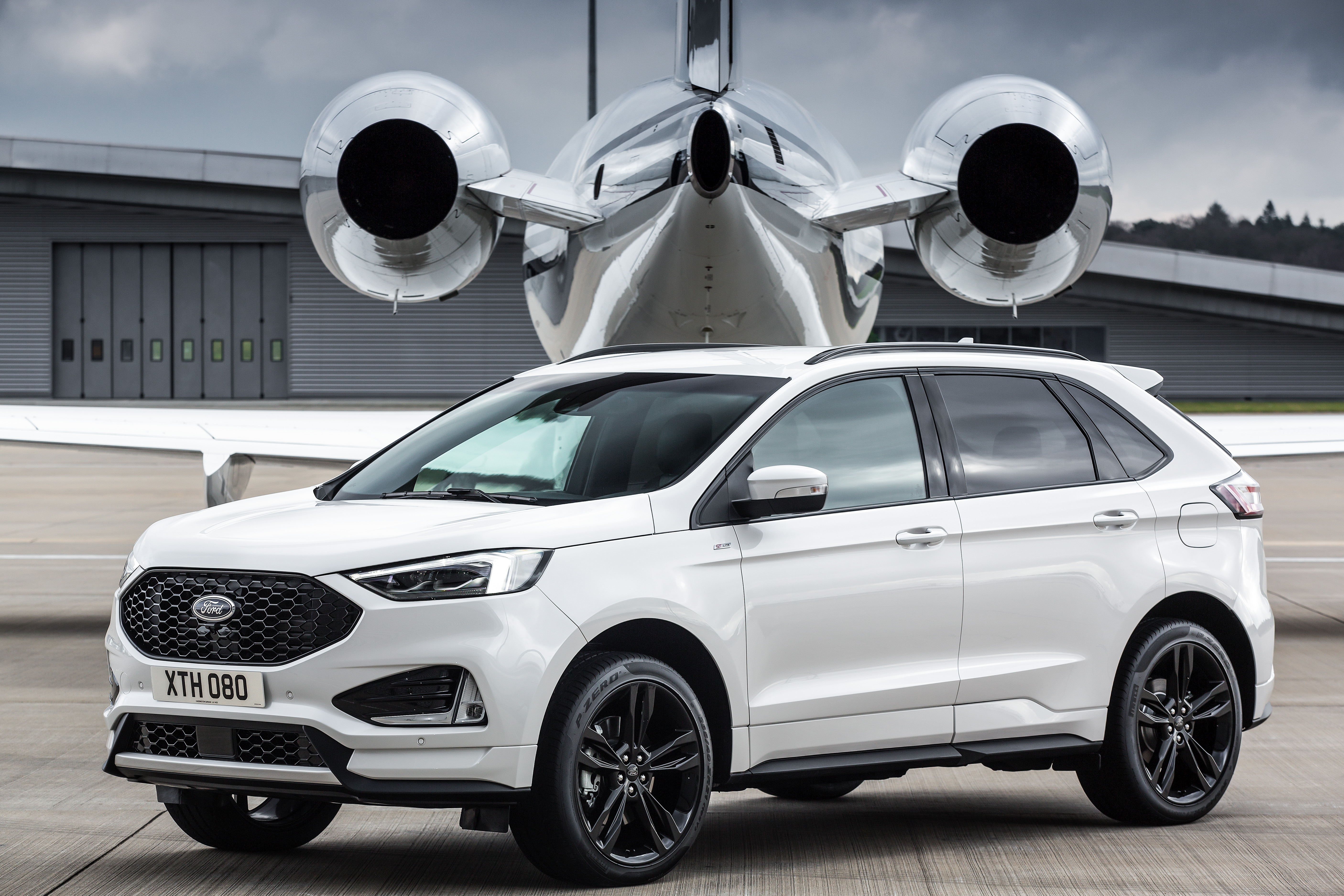 Ford Edge ST best 2018