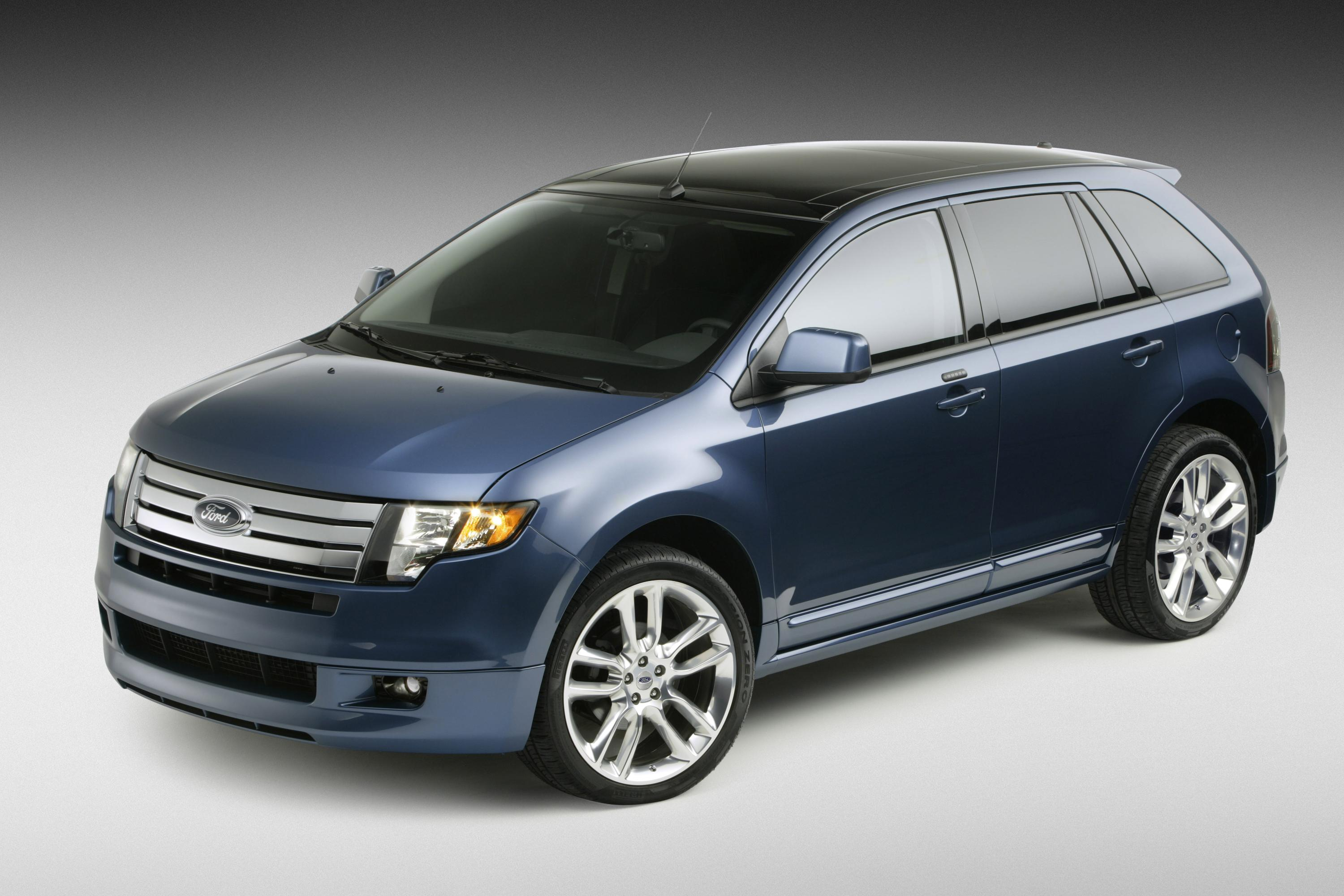 Ford Edge ST exterior big