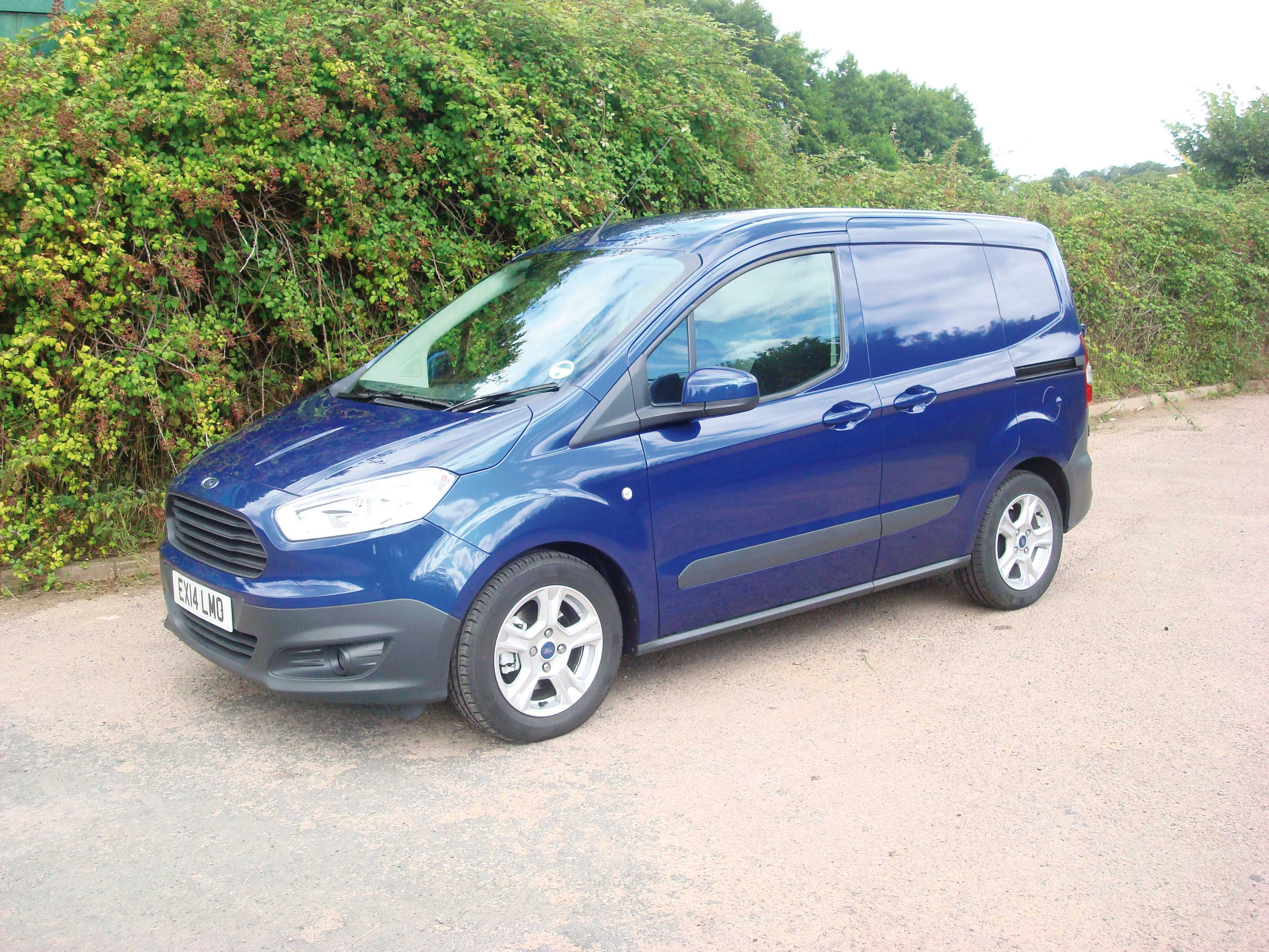 Ford Tourneo Courier best big