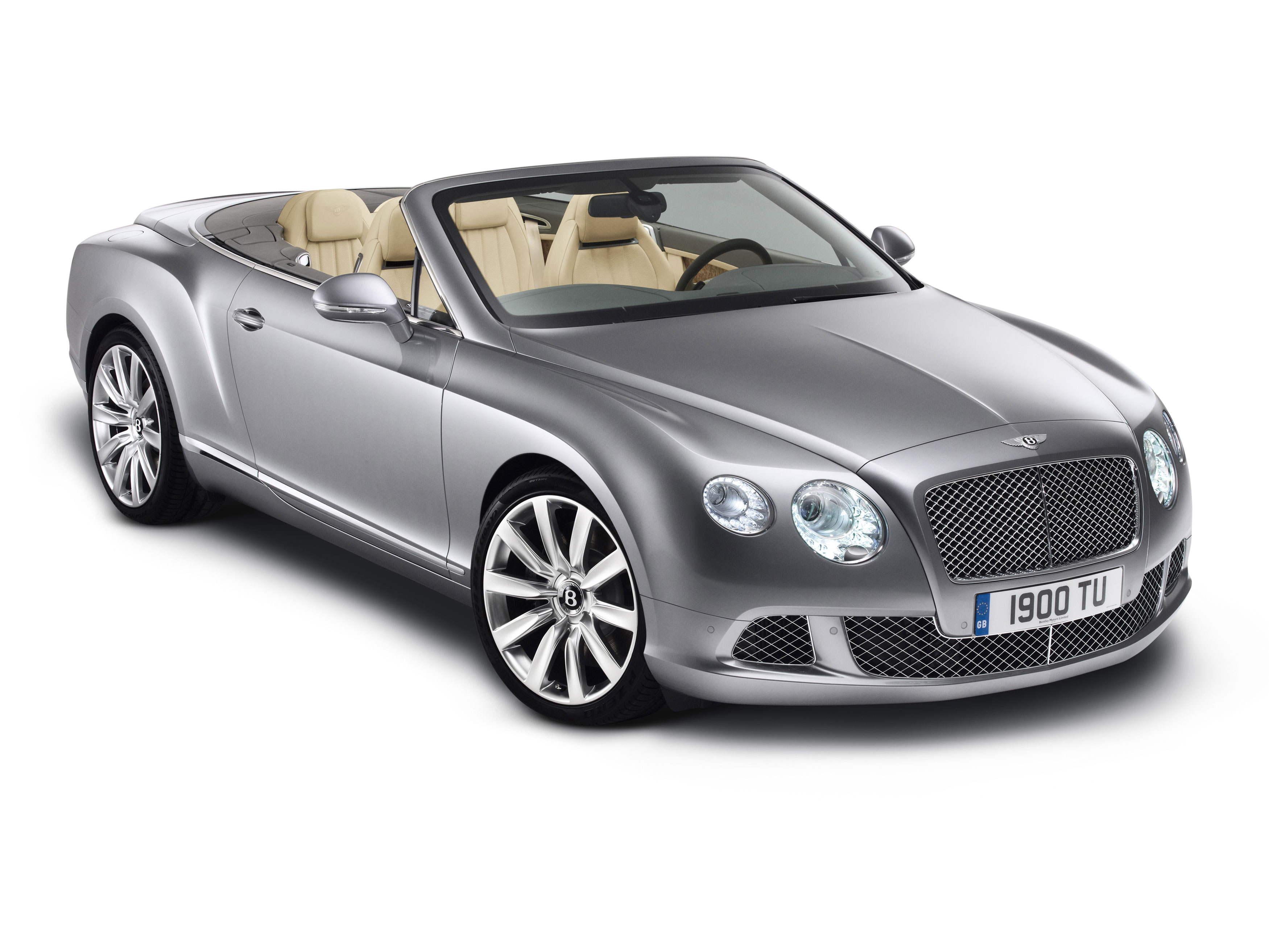 Bentley Continental GT Convertable cabriolet model