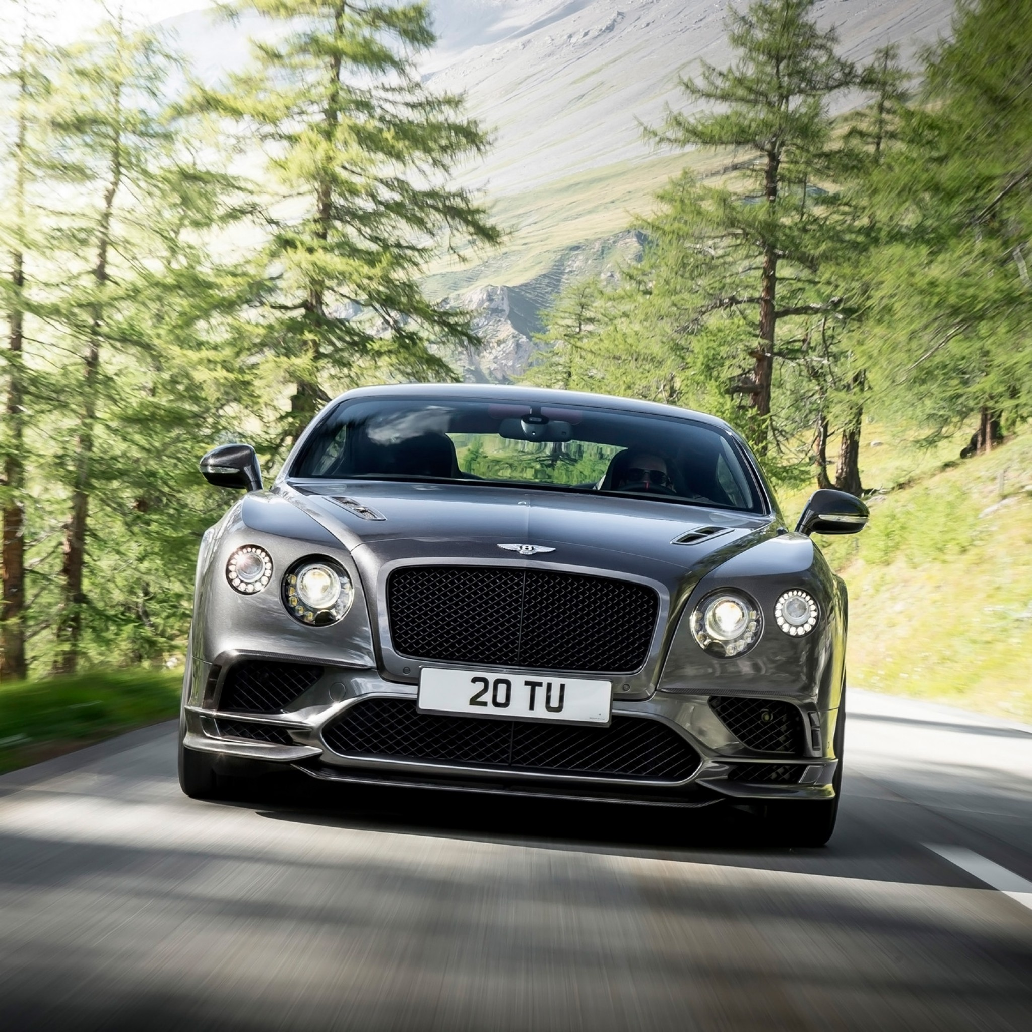 Bentley Continental Supersports hd 2018