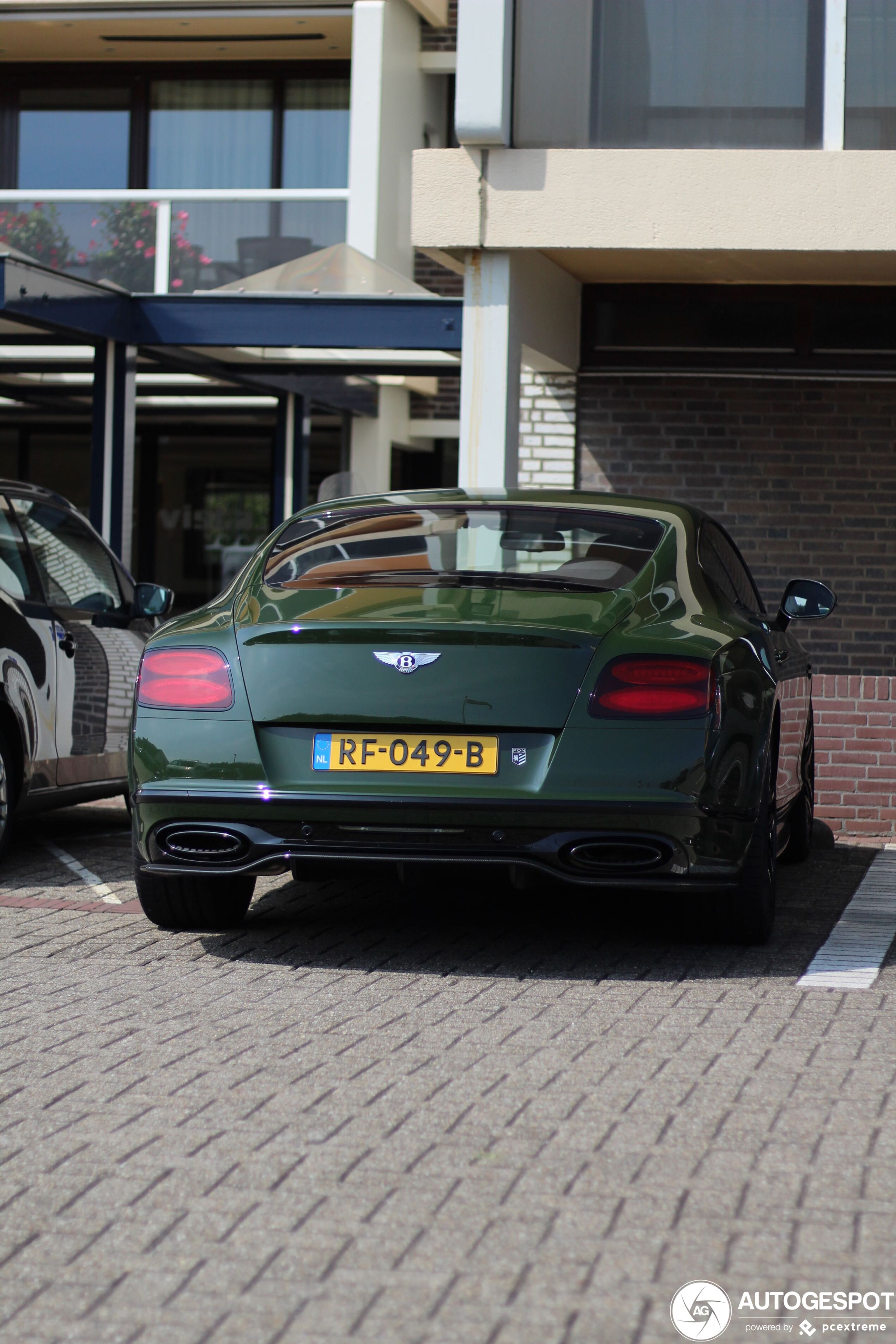 Bentley Continental Supersports best big