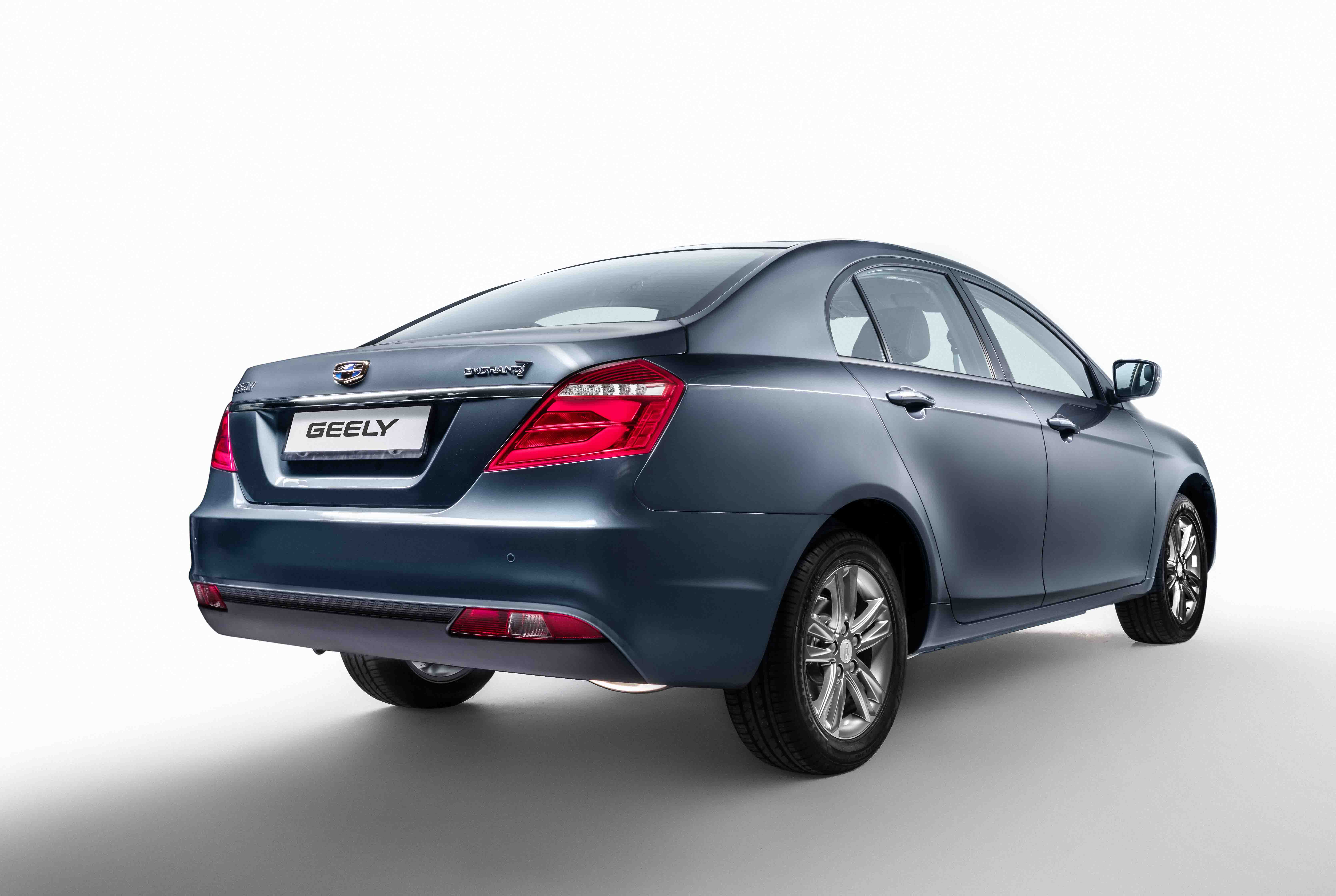Geely Emgrand 7 best big