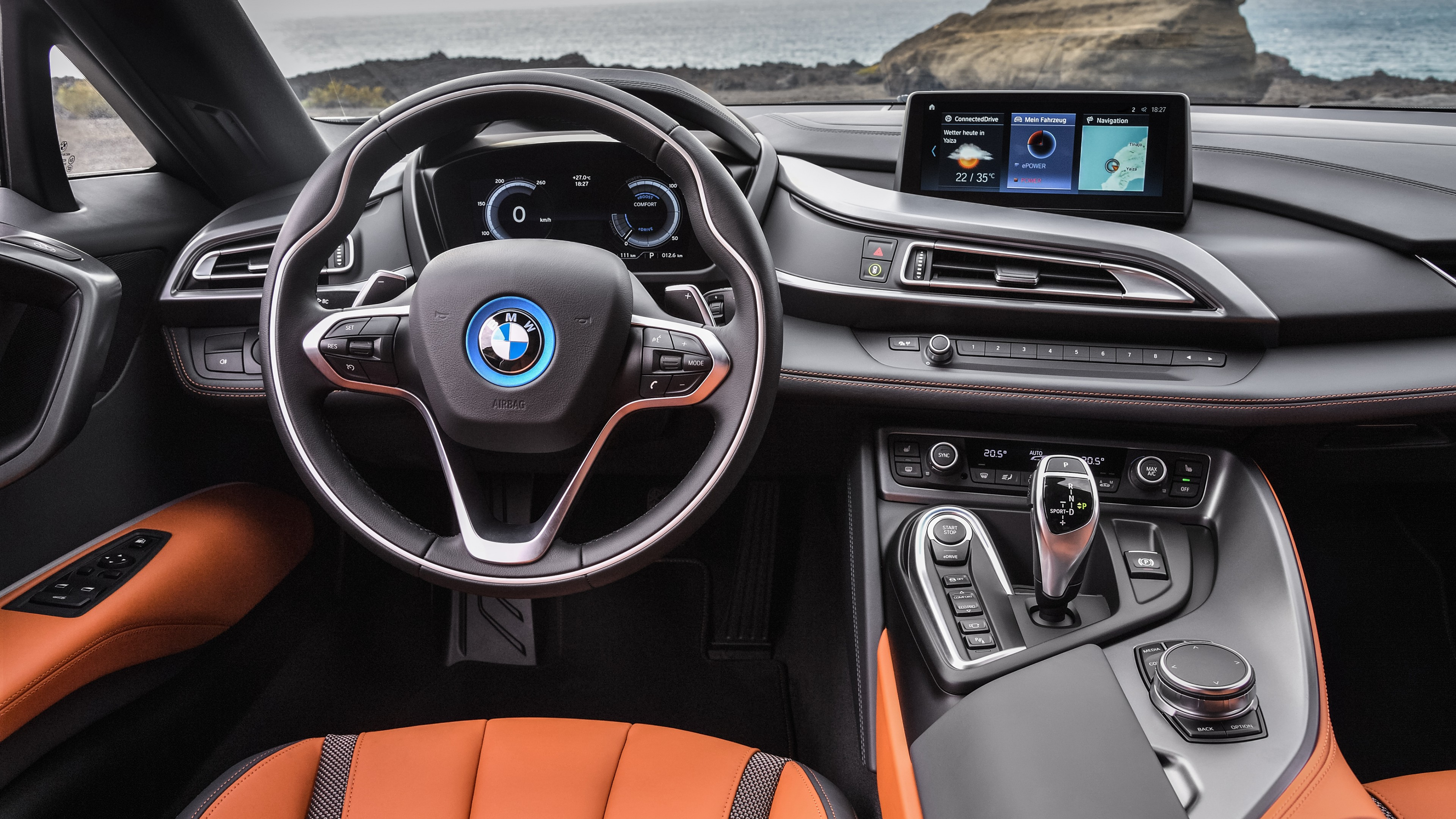 Geely Vision X1 interior 2017