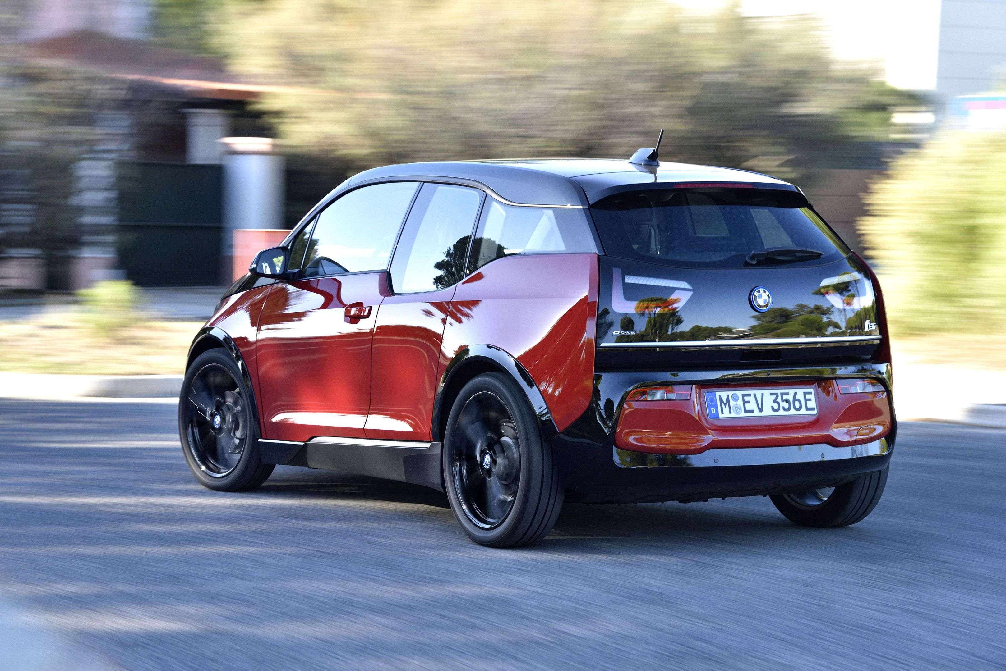 BMW i3s (I01) hd photo