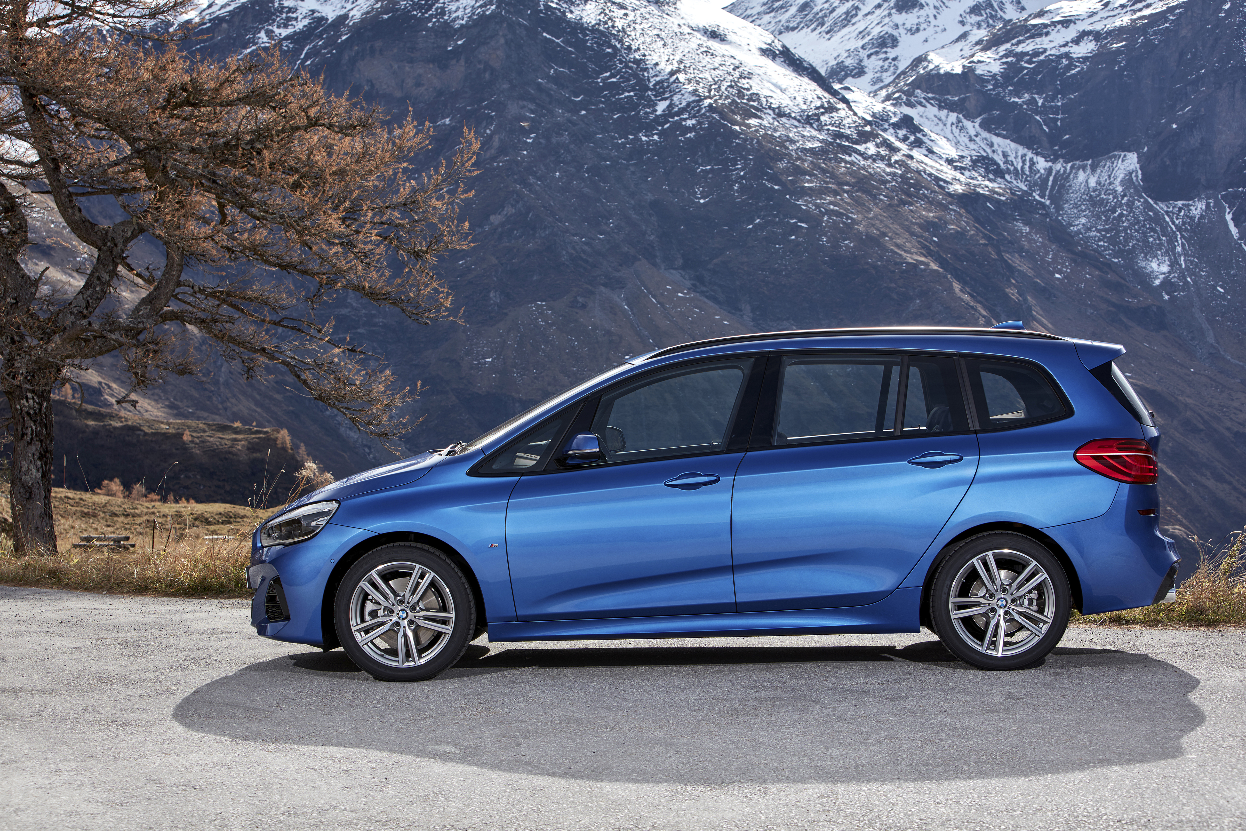 BMW 2 Series Gran Tourer (F46) hd big