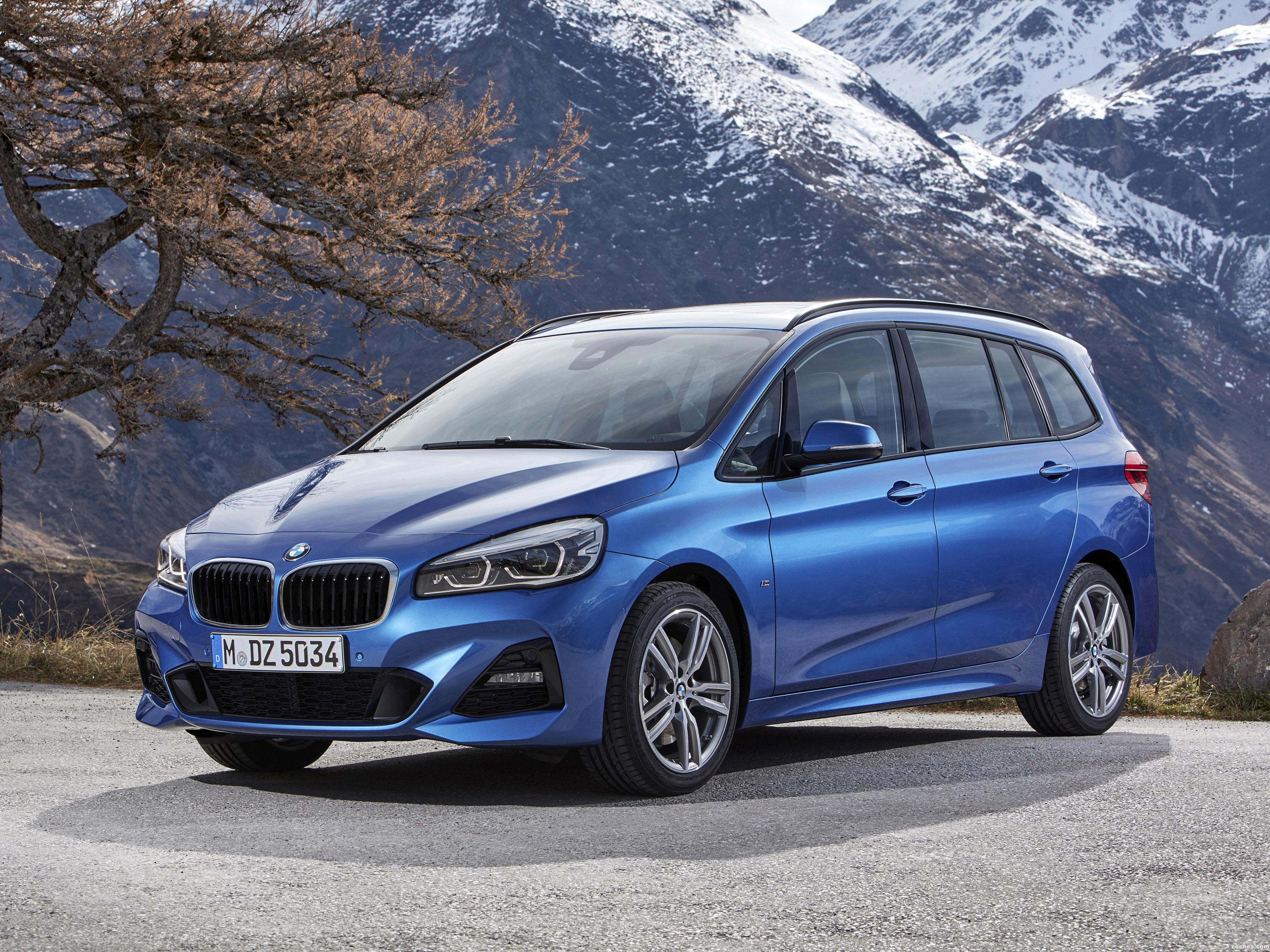 BMW 2 Series Gran Tourer (F46) exterior big