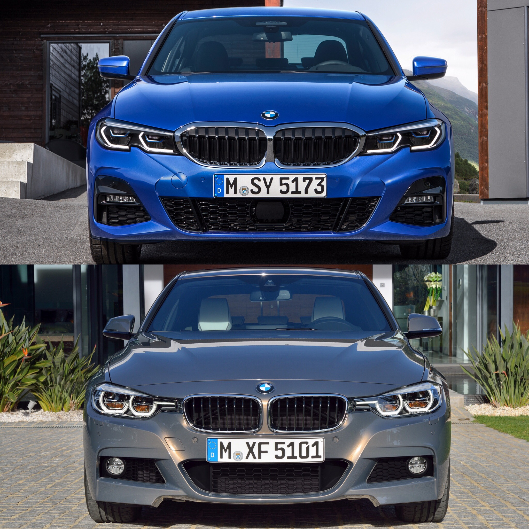 BMW 3 Series Sedan (G20) exterior big