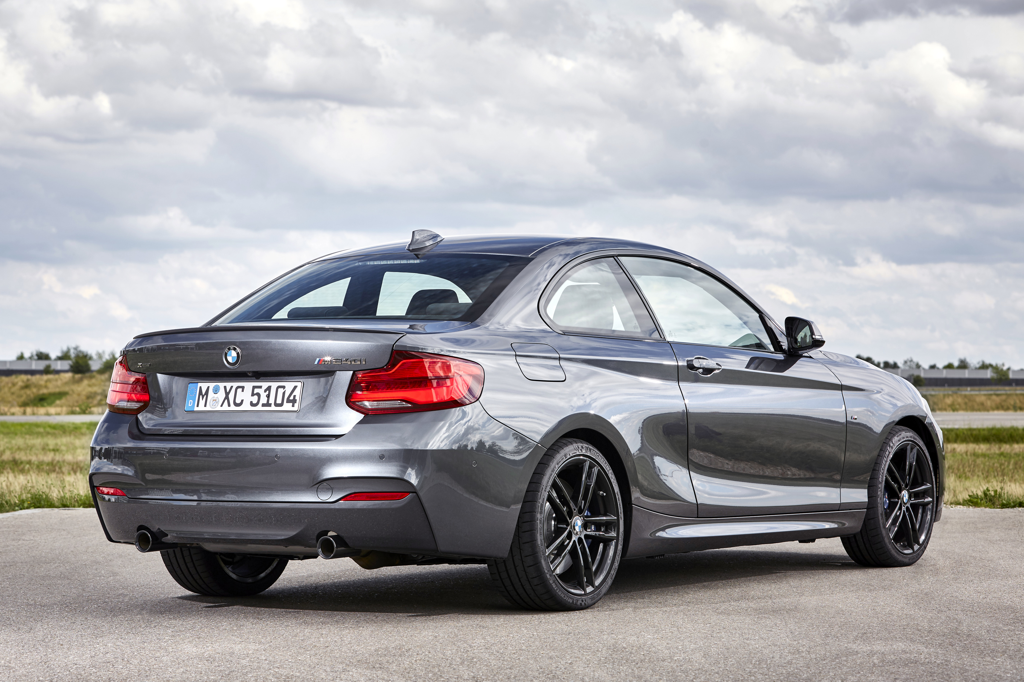 BMW 4 Series Coupe (G22) accessories photo