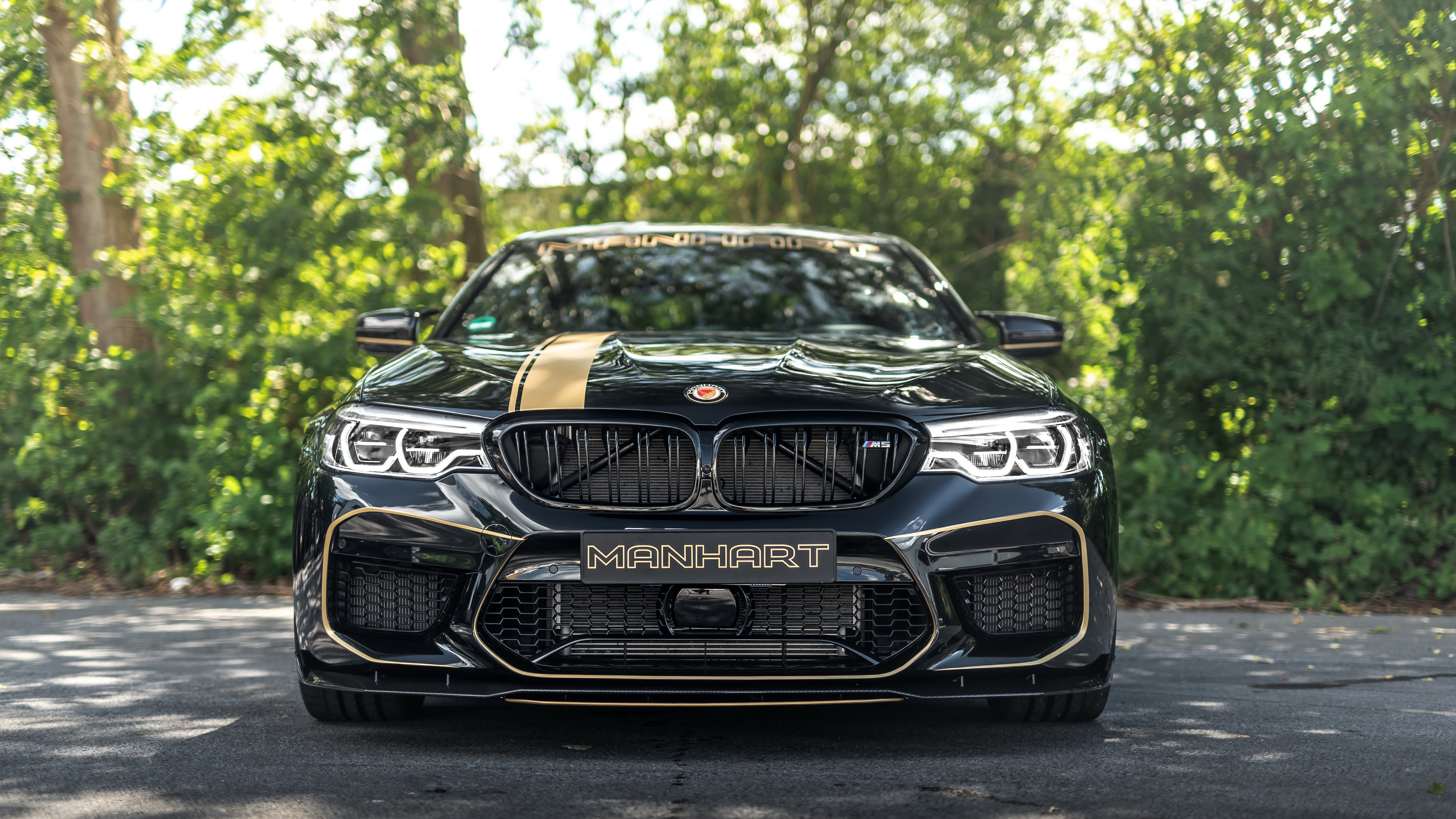 BMW M5 Sedan (F90) reviews big