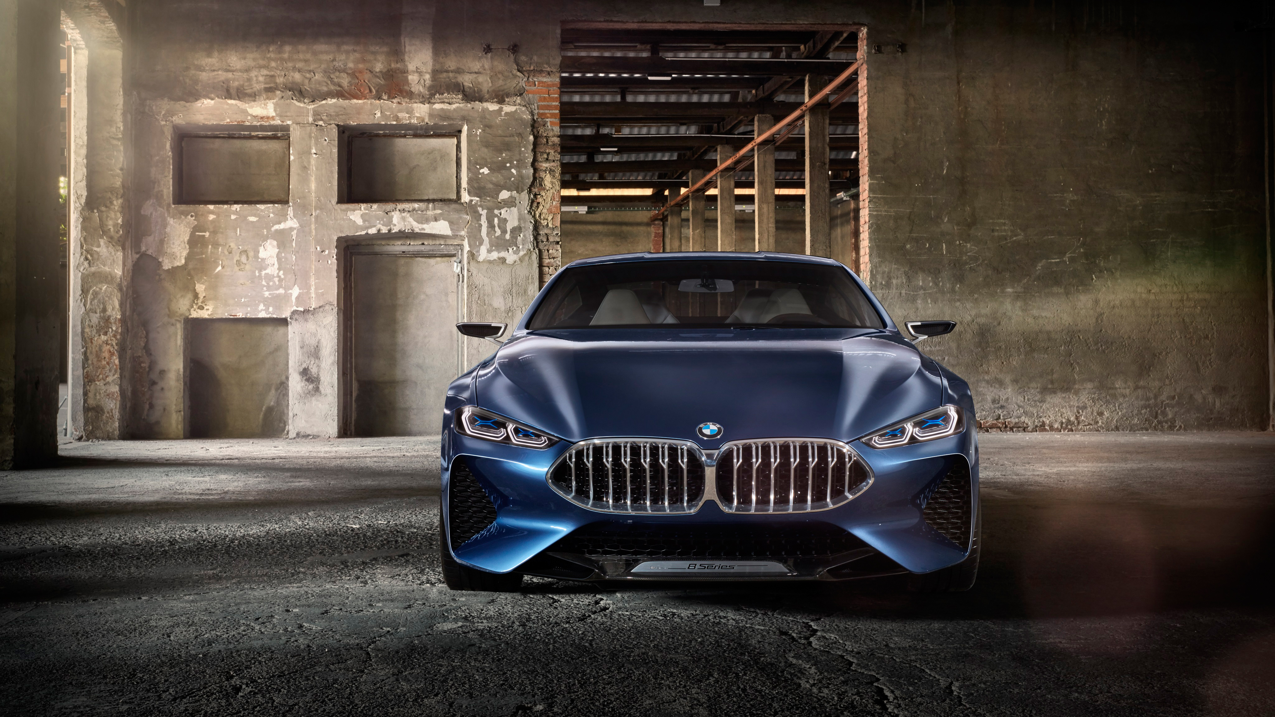 BMW 8 Series Coupe (G15) best restyling
