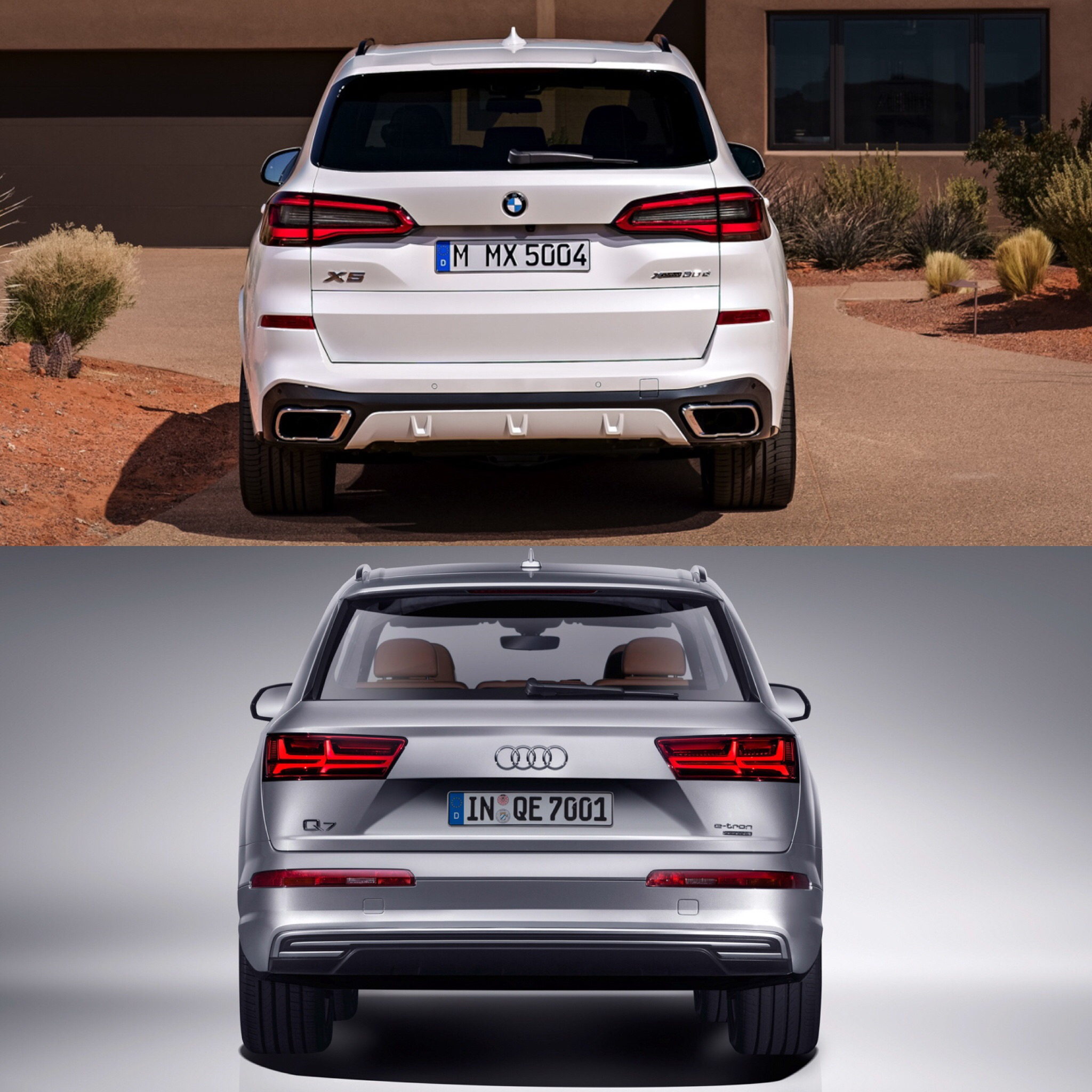 BMW X5 iPerformance (G05) mod big