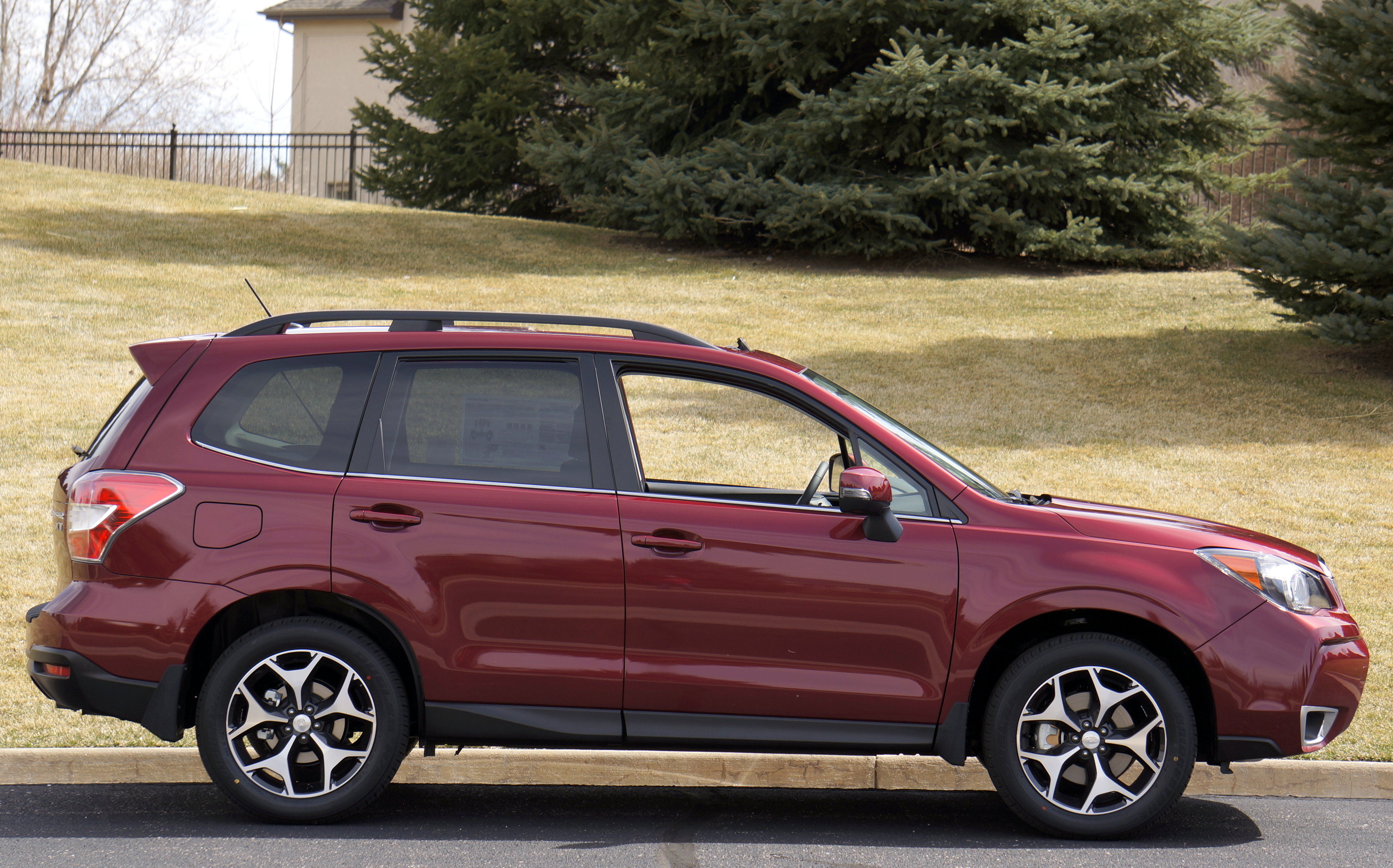 Subaru Forester best 2018