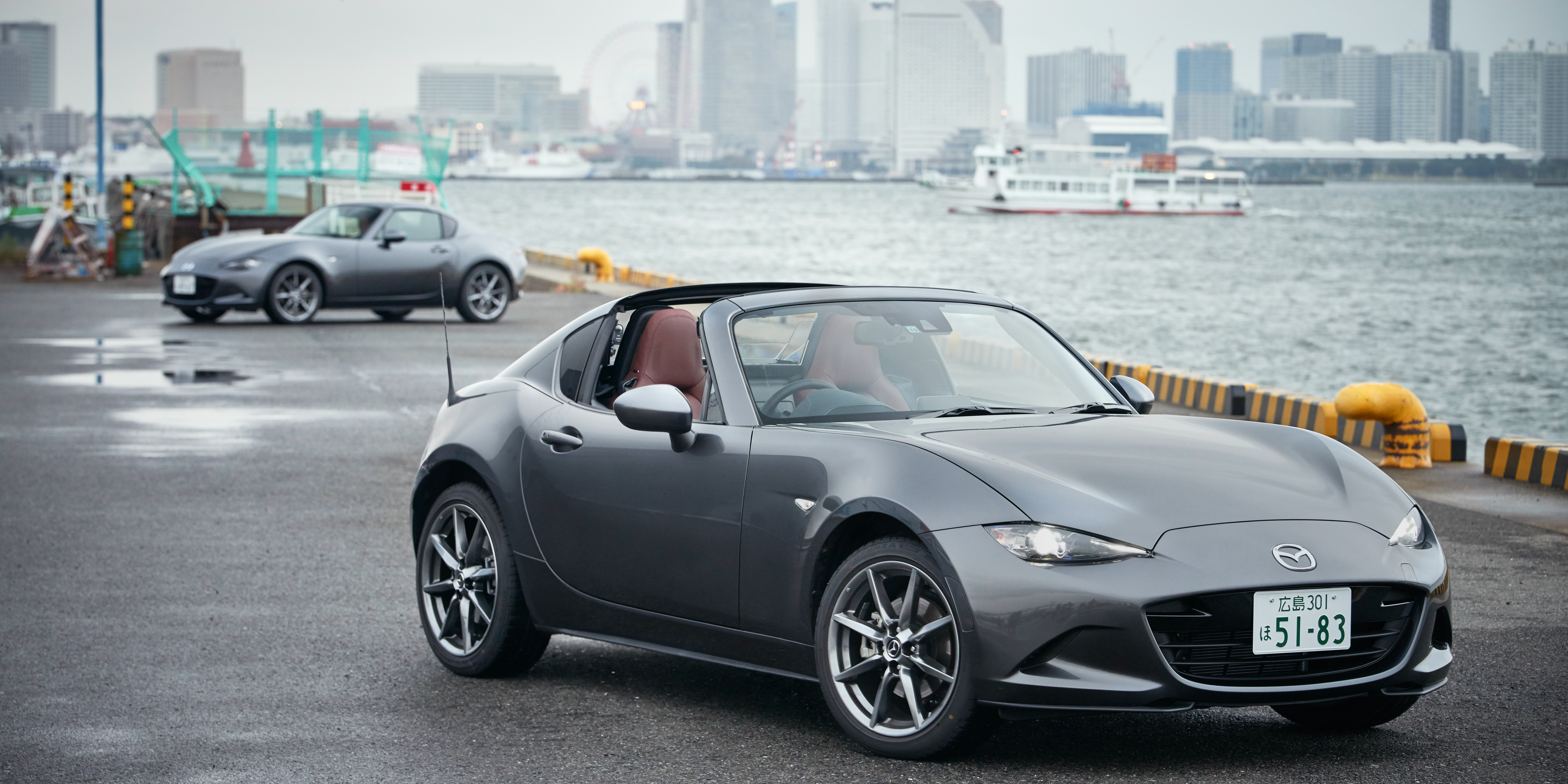 Mazda MX-5 RF mod specifications