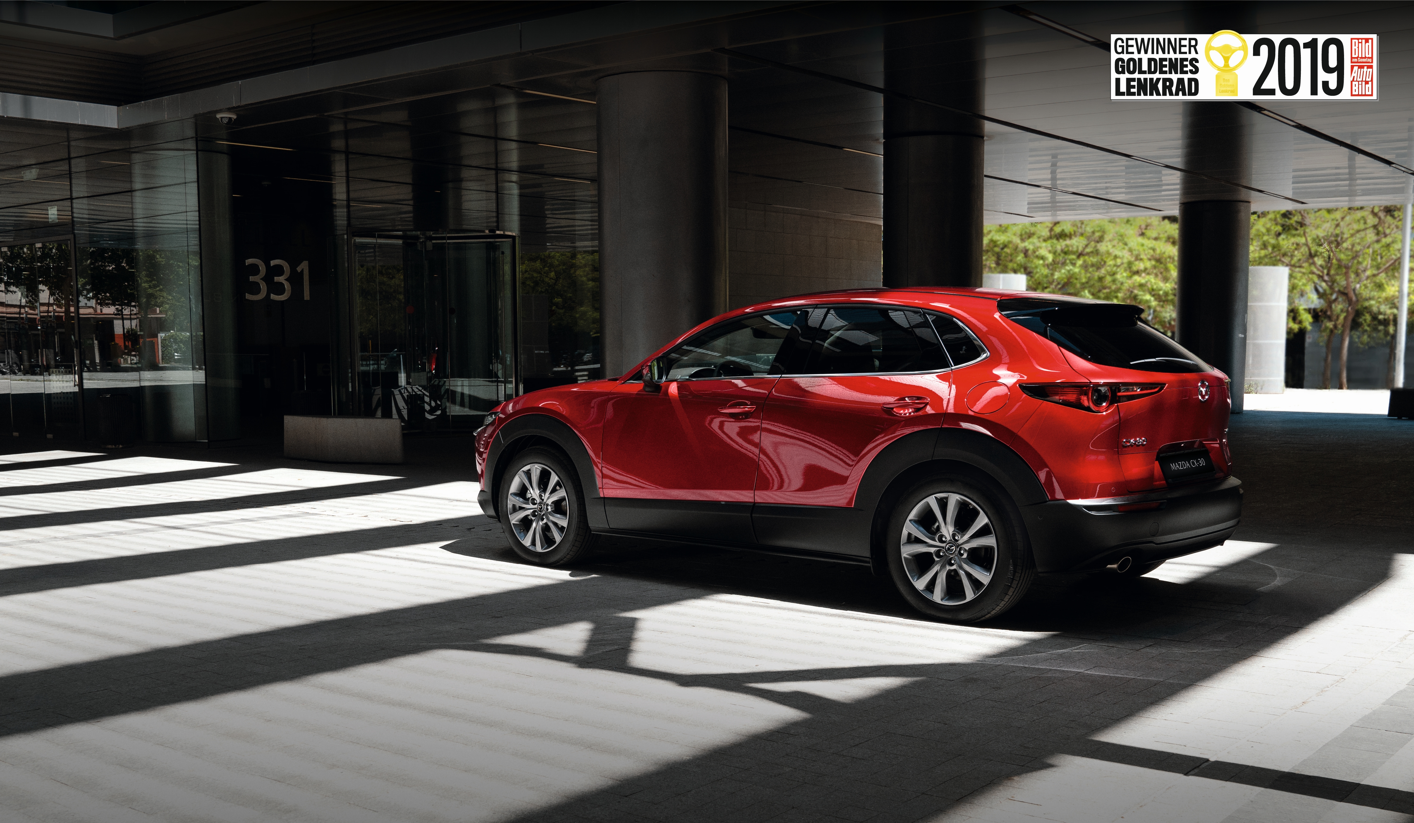 Mazda CX-30 exterior specifications