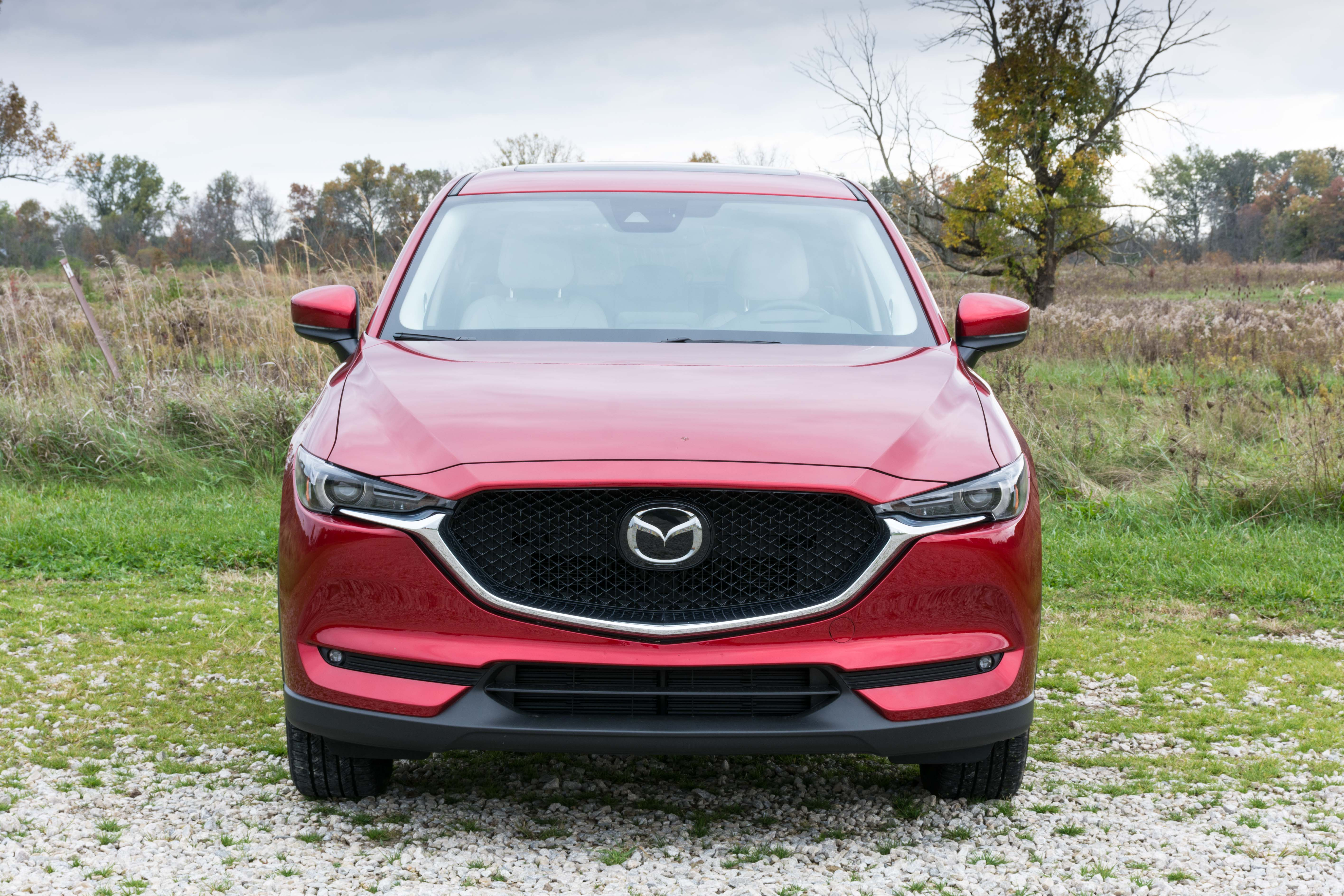 Mazda CX-5 exterior specifications