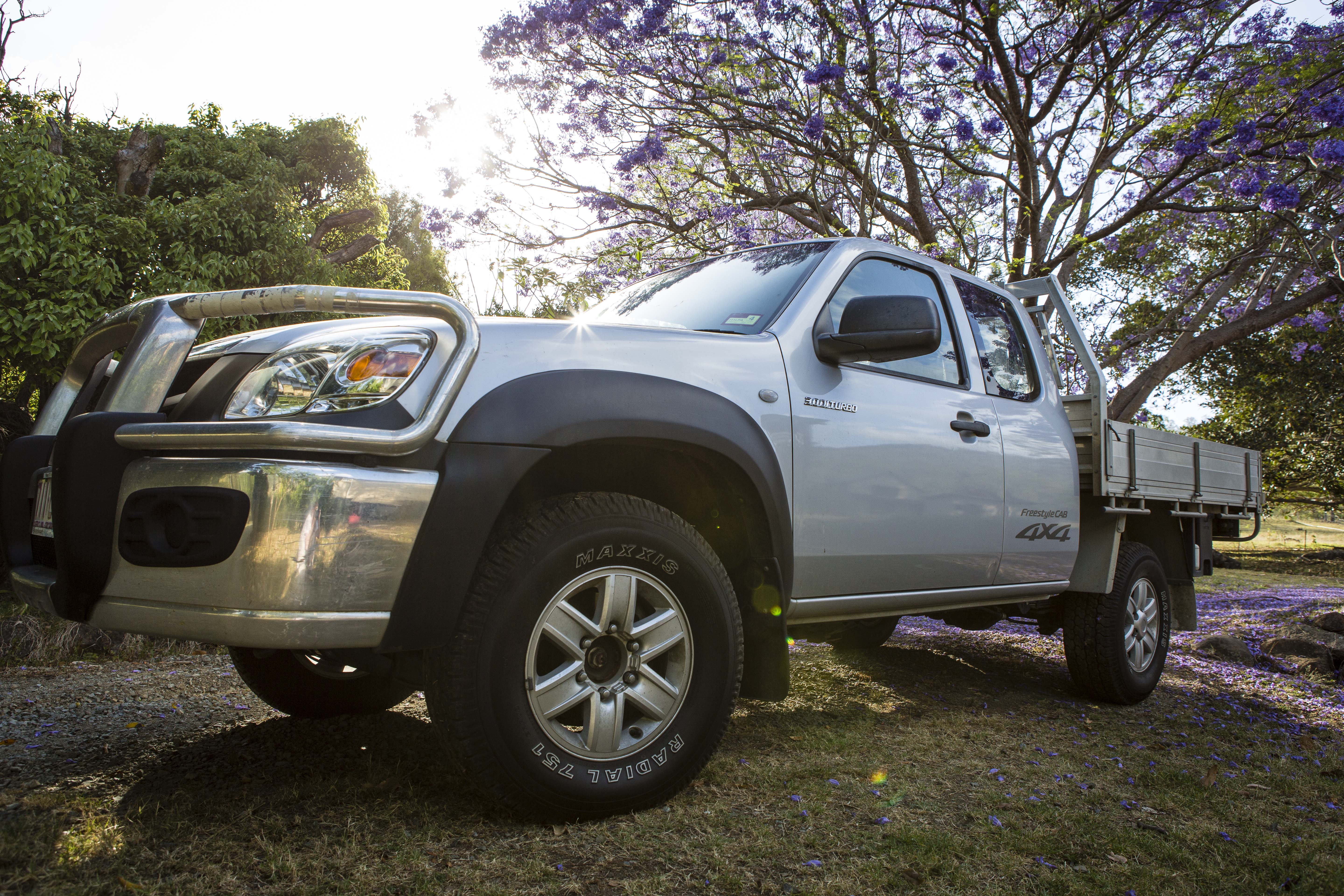 Mazda BT-50 Freestyle Cab hd big