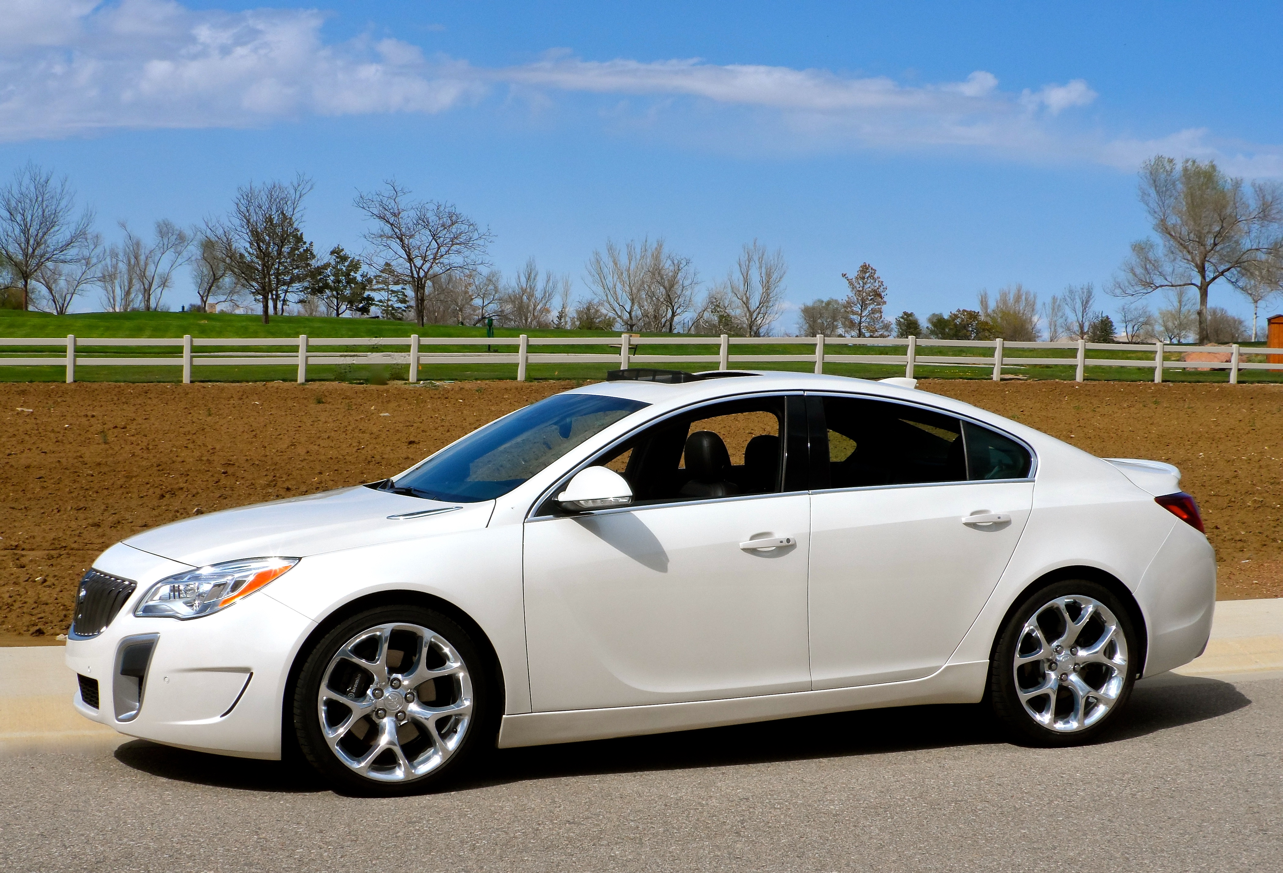 Buick Regal GS best specifications