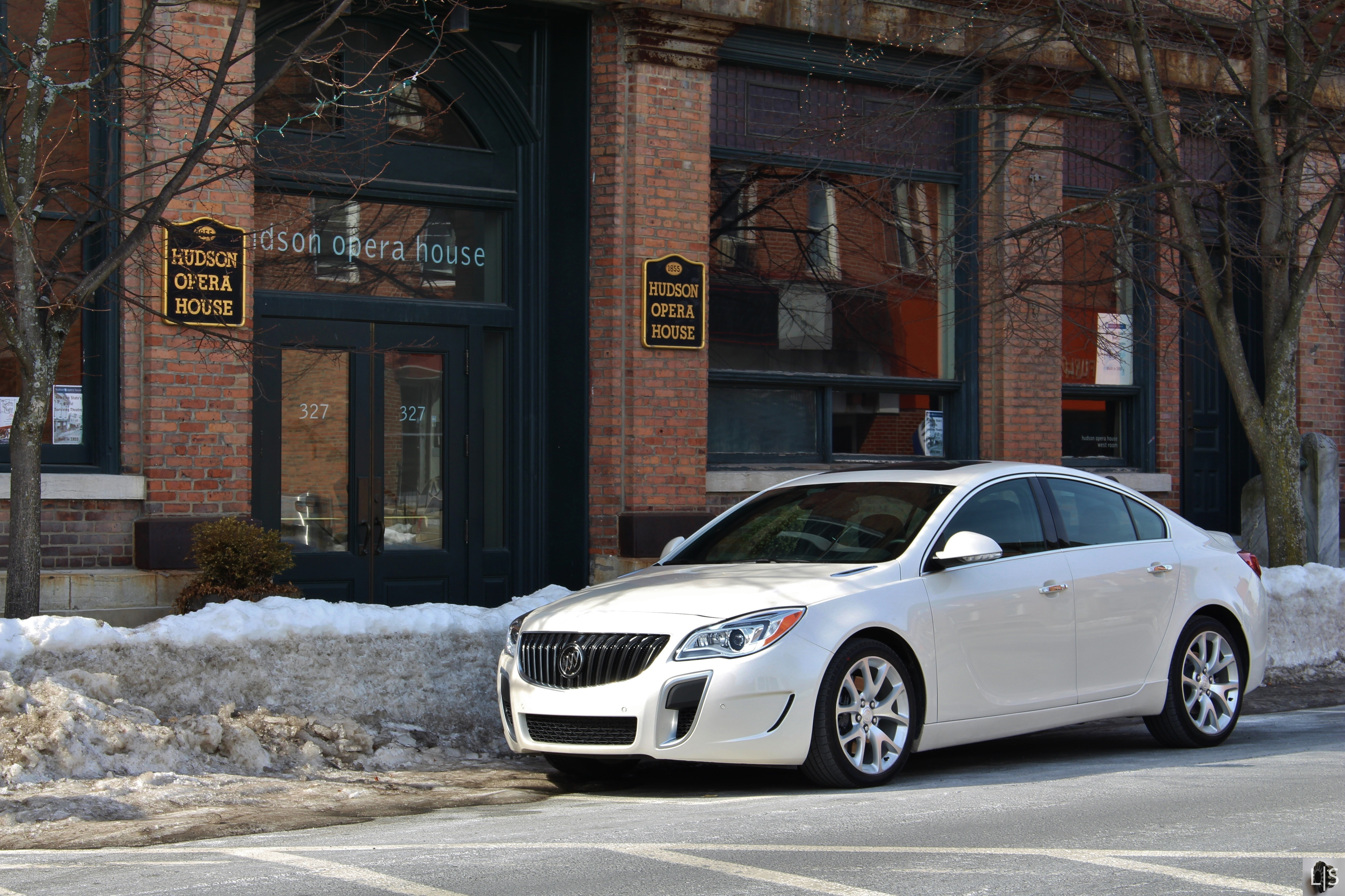 Buick Regal GS 4k specifications