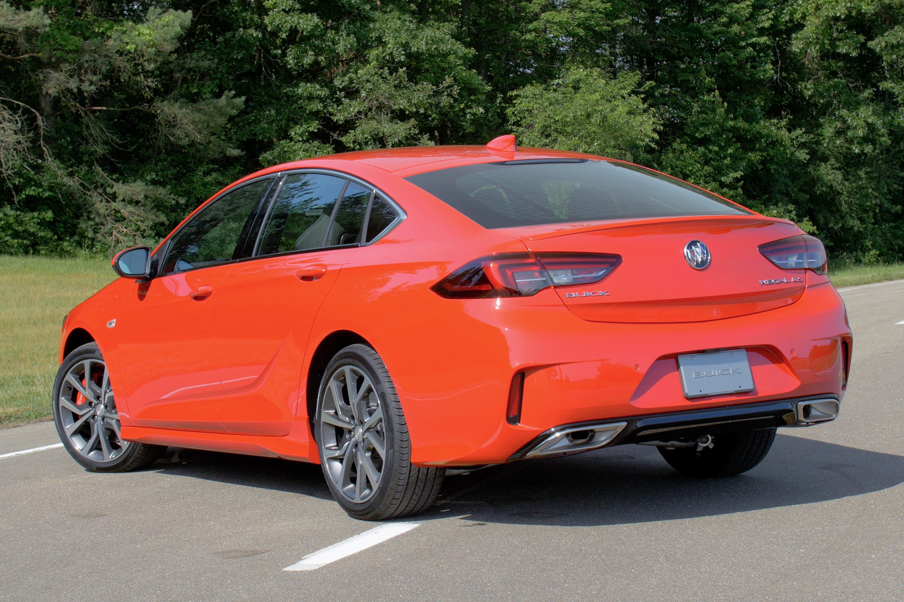 Buick Regal GS accessories restyling