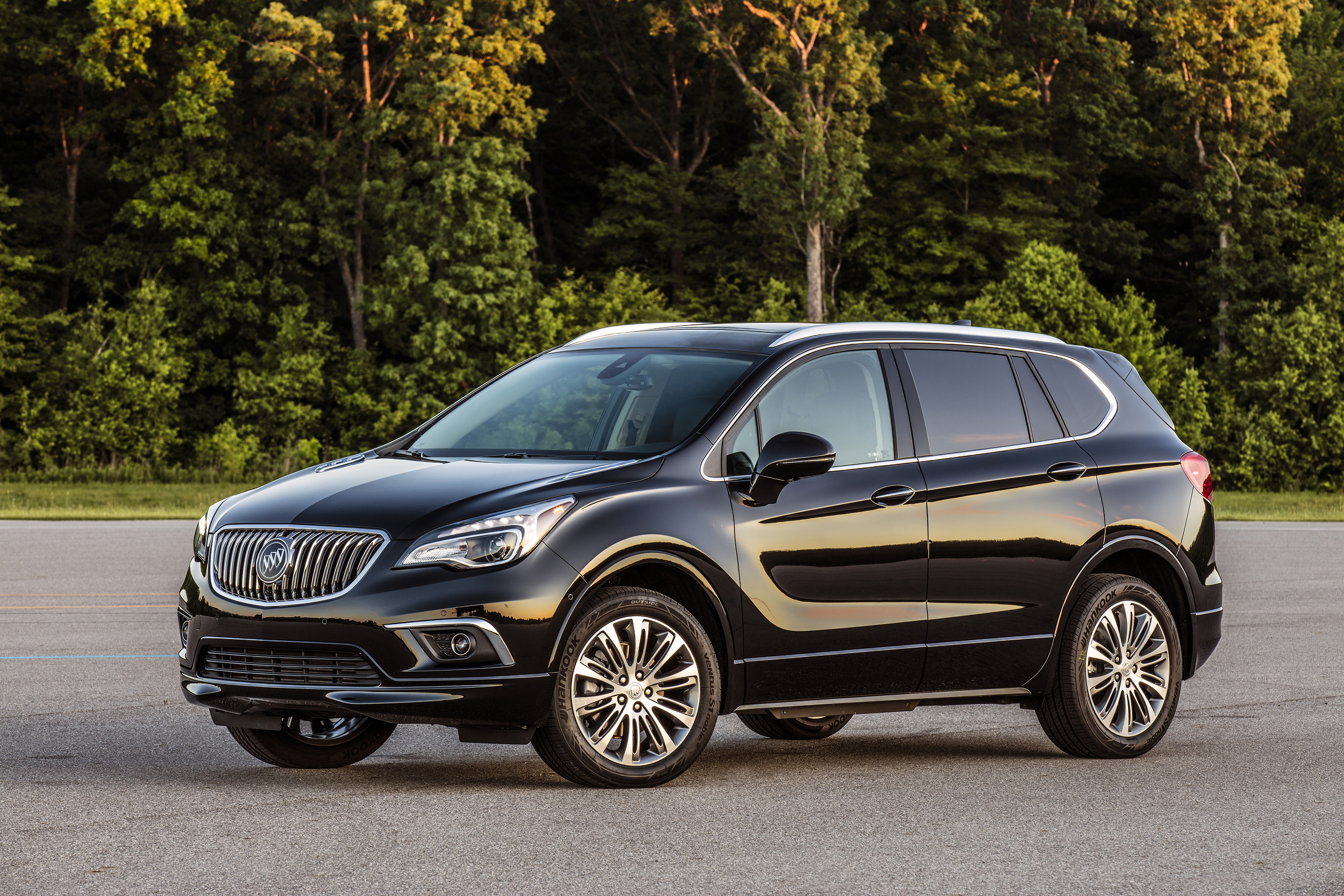 Buick Envision 4k 2018