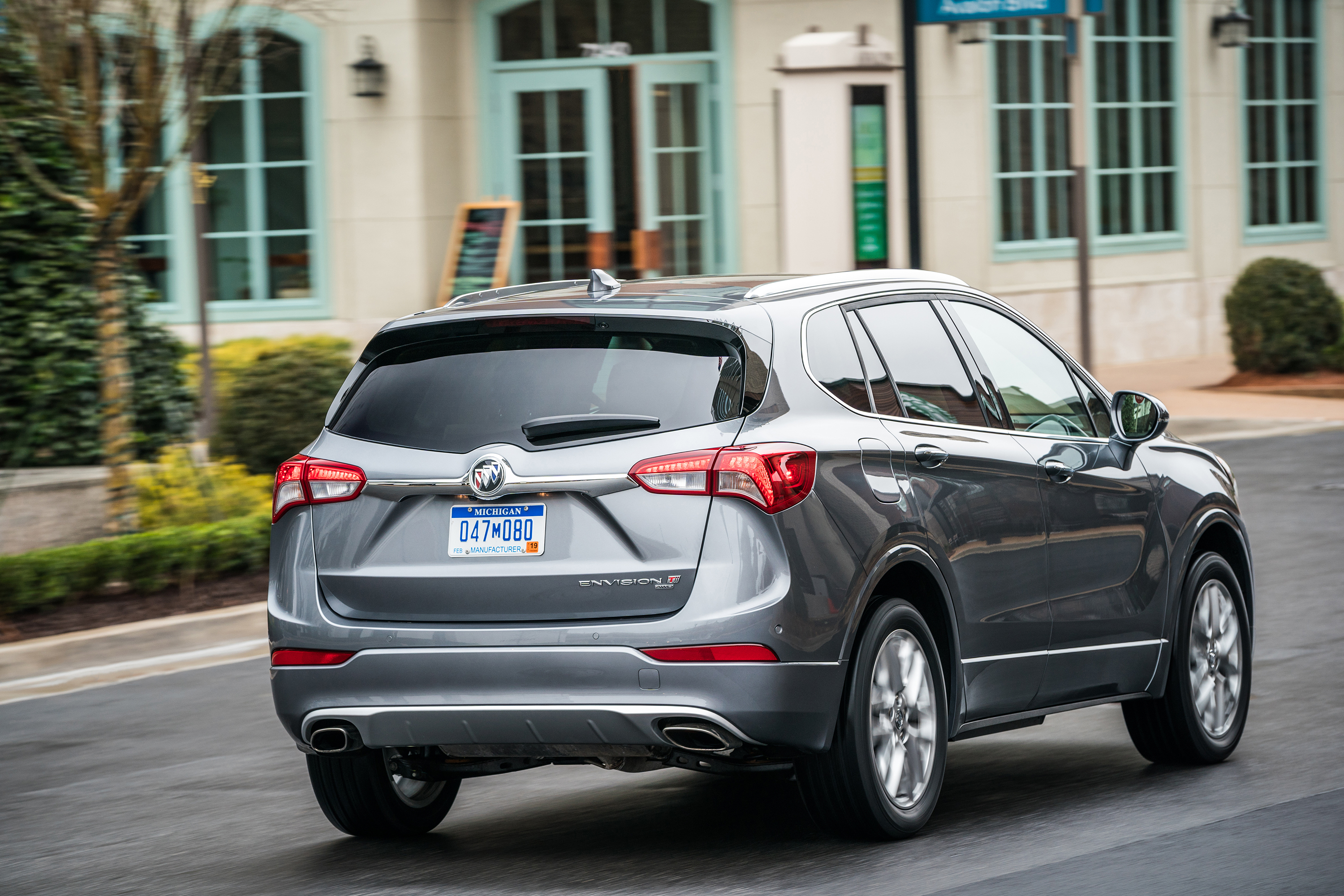Buick Envision accessories photo