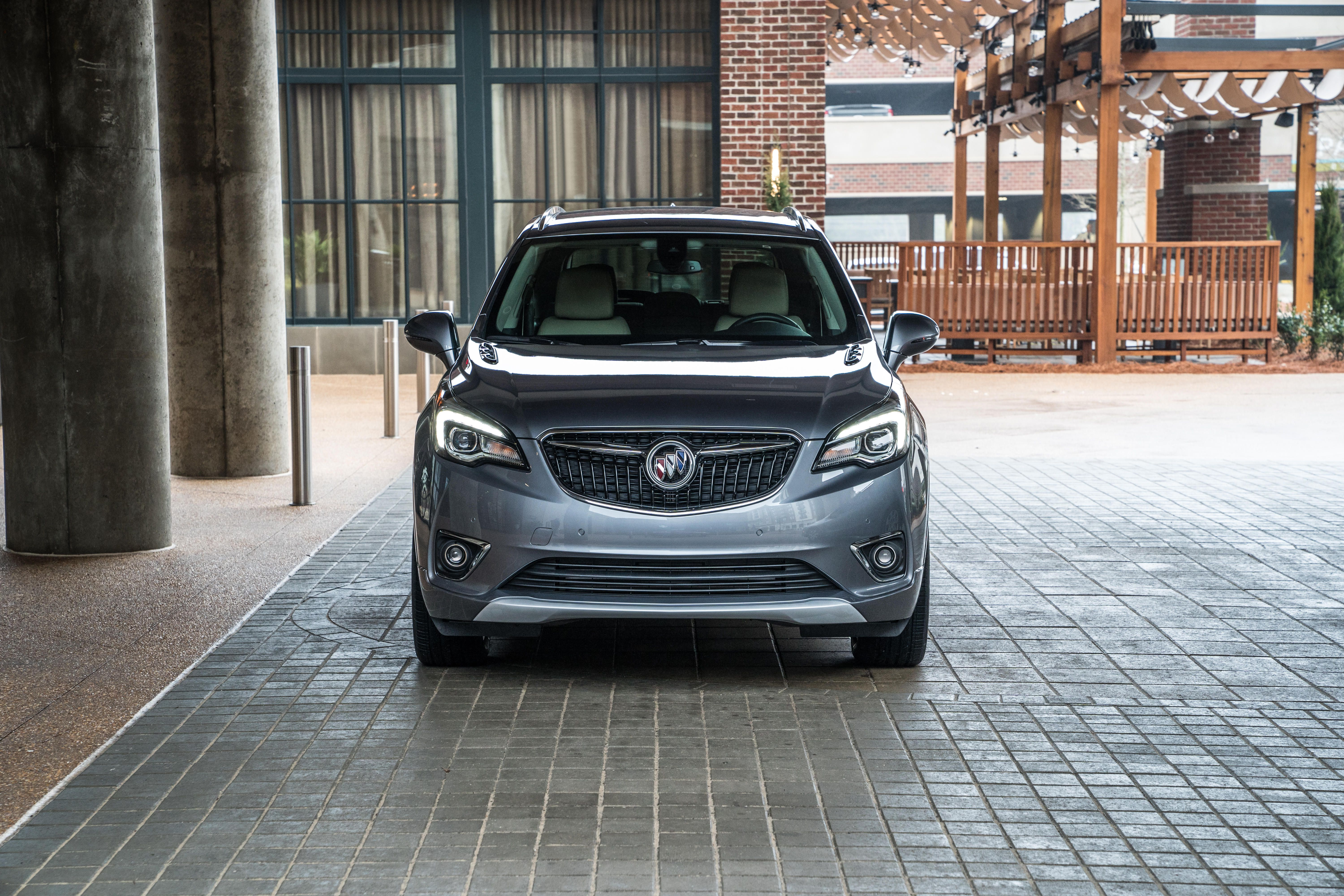 Buick Envision modern photo