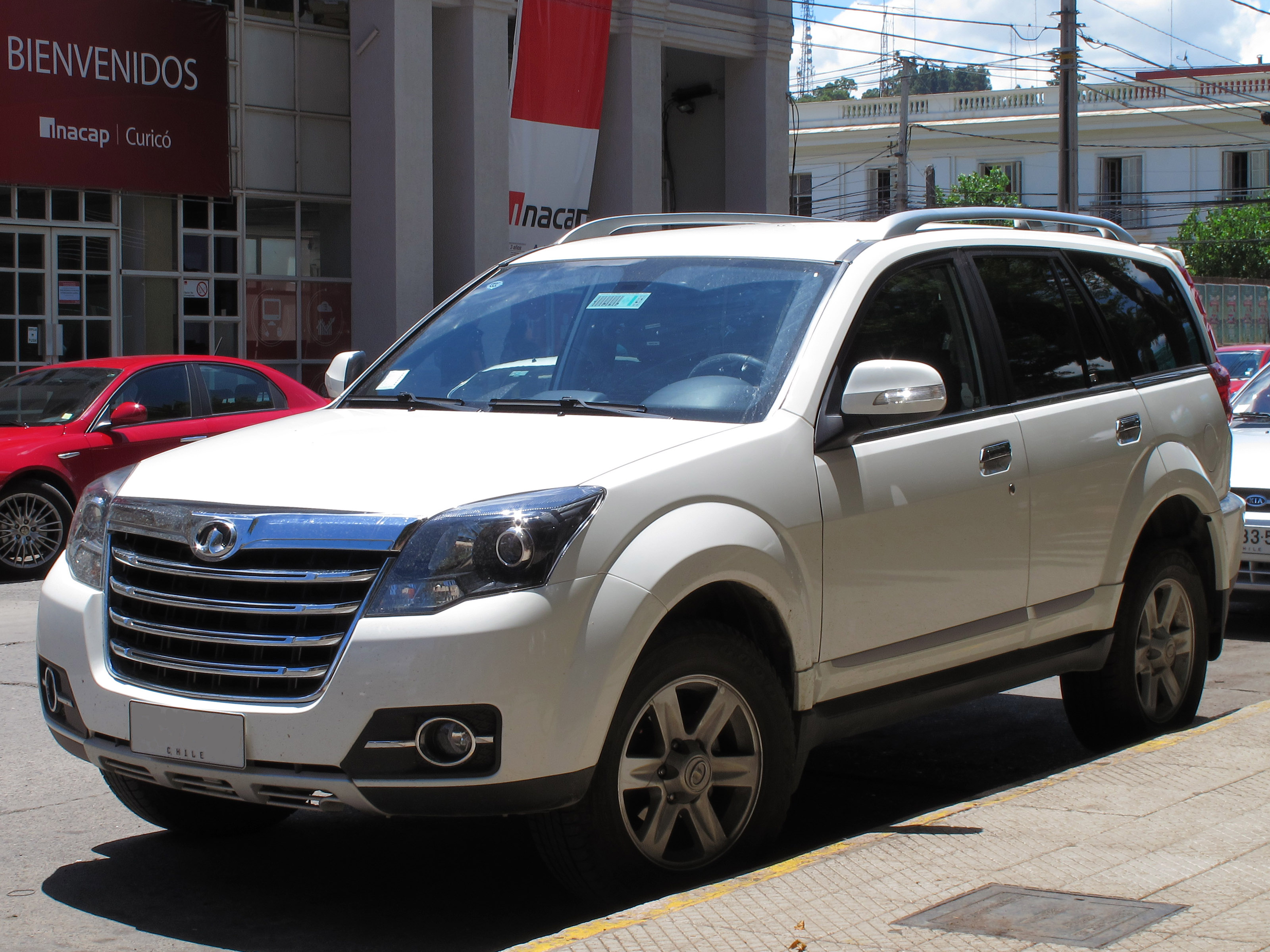 Great Wall Haval H2s reviews photo