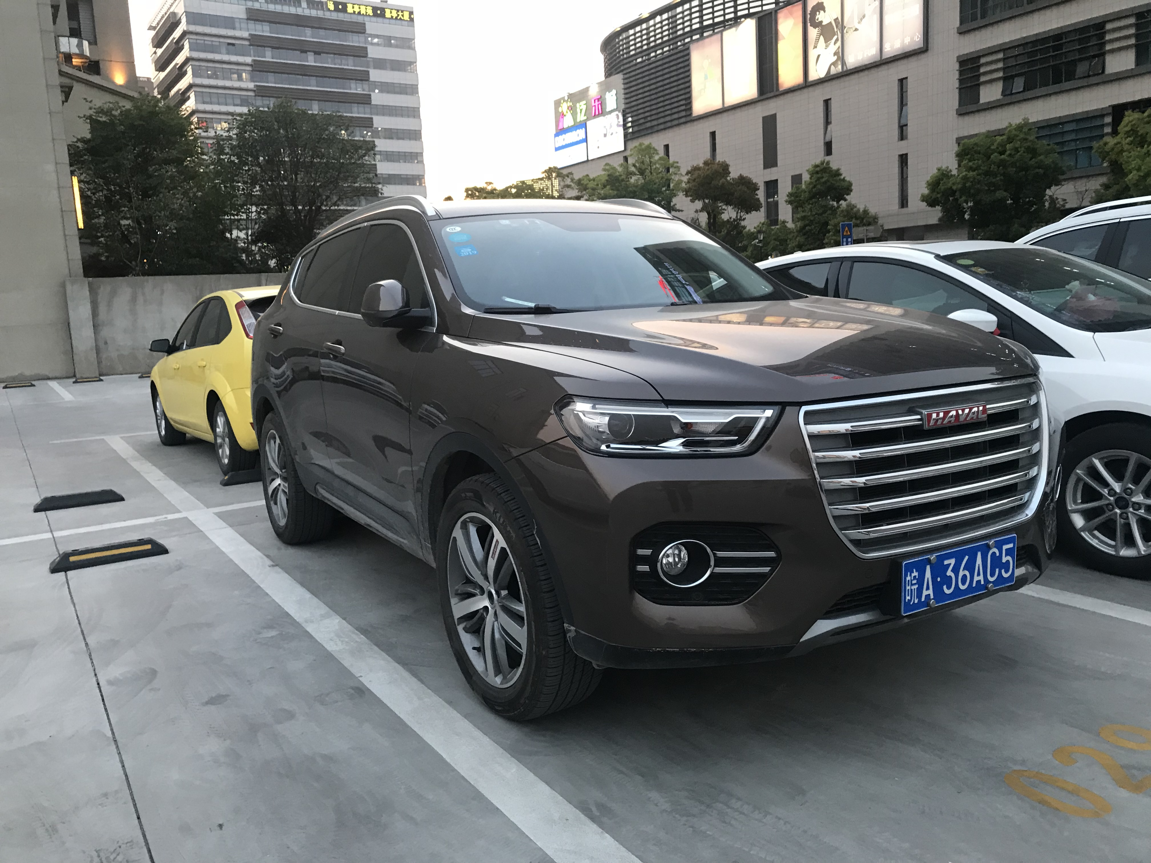 Great Wall Haval H6 Red Label 4k 2017